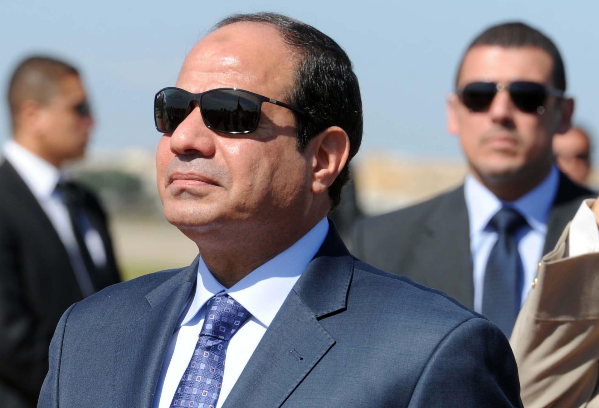 السيسي يتحدث عن مجلس التنسيق السعودي الإماراتي ويؤكد دعم مصر