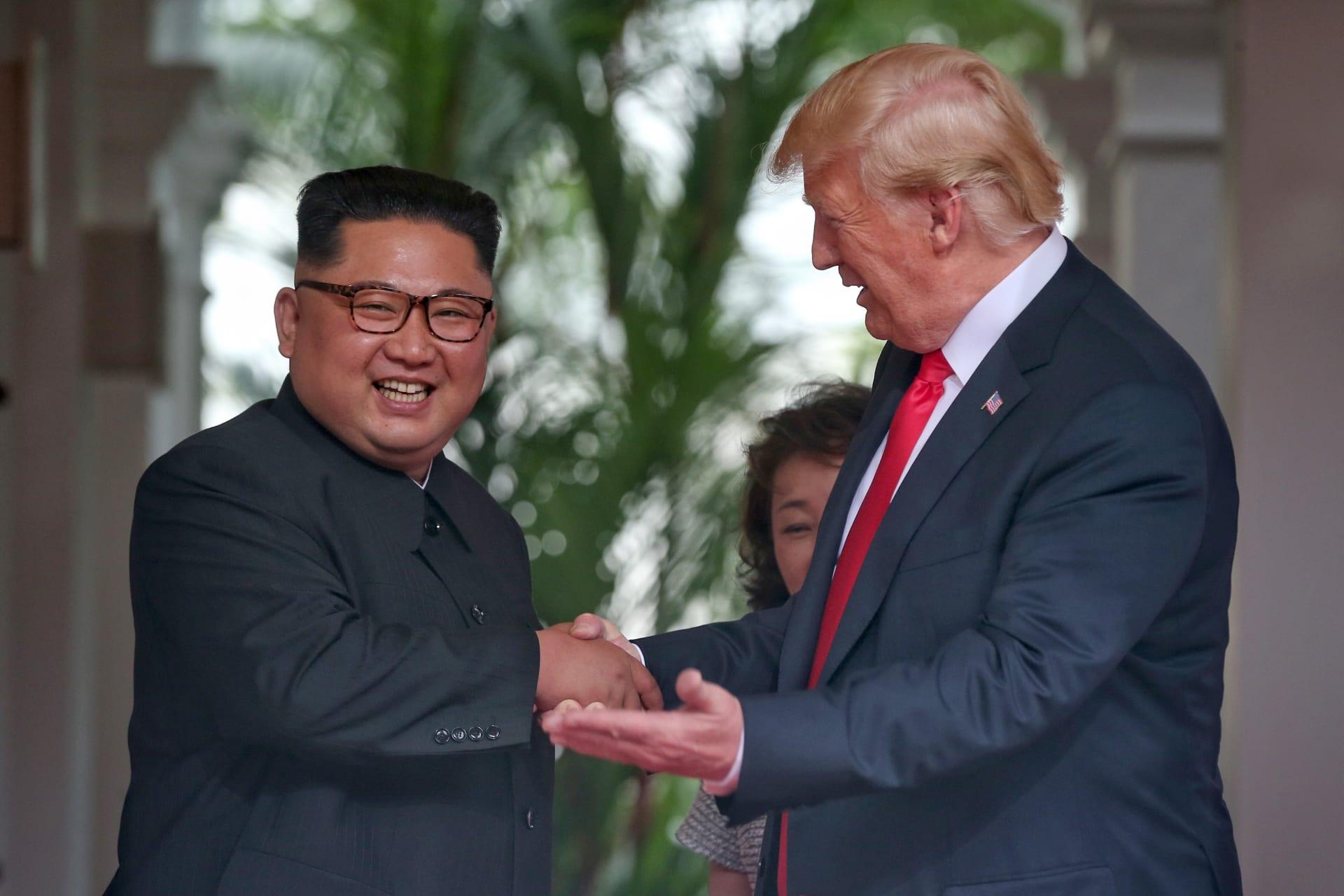 """بعد التوقيع على اتفاقية """"شاملة"""" .. واشنطن وبيونغ يانغ أمام عهد جديد"""