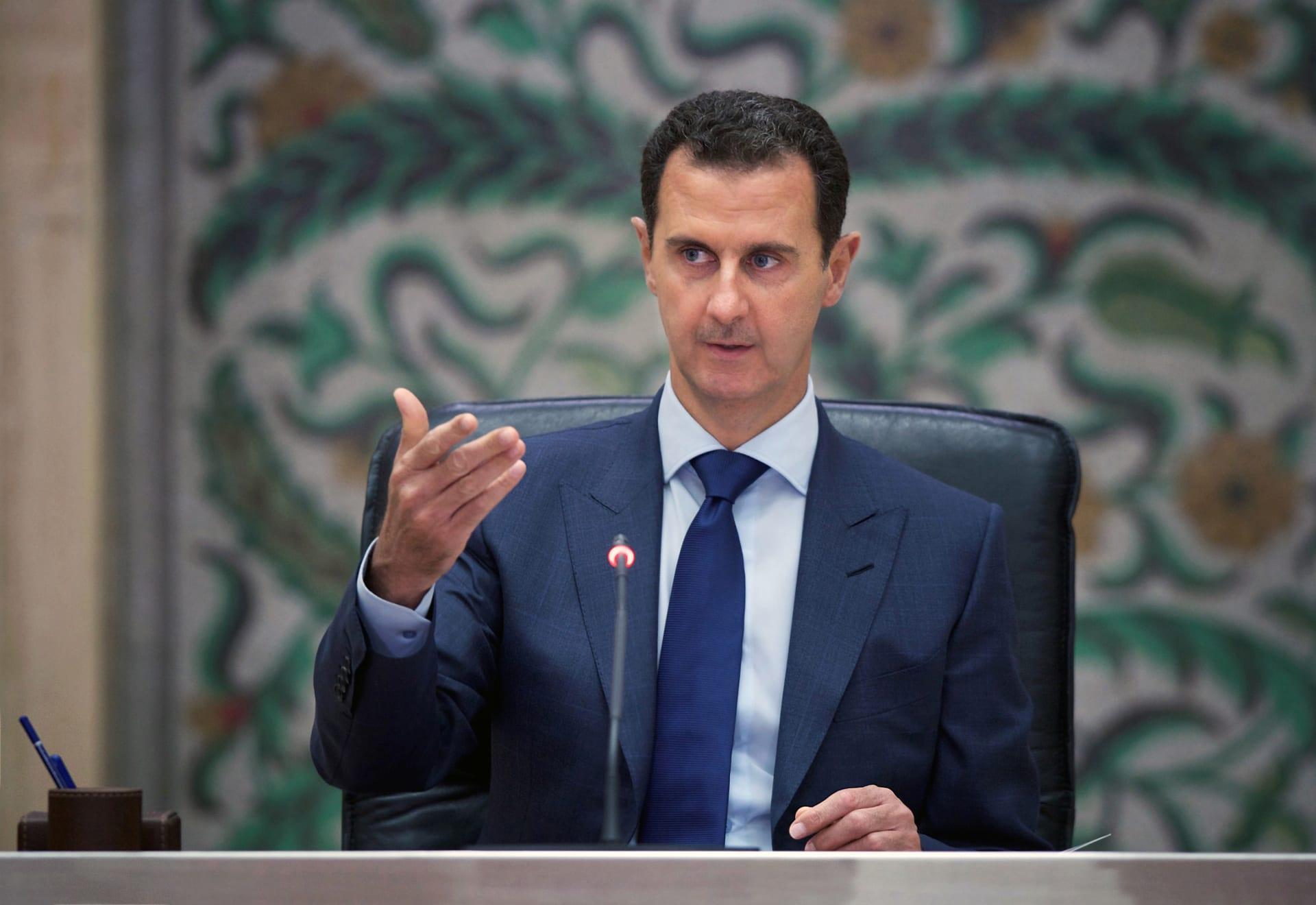 الأسد: إيران تقاتل في سوريا والسعودية لا تملك استقلالية القرار