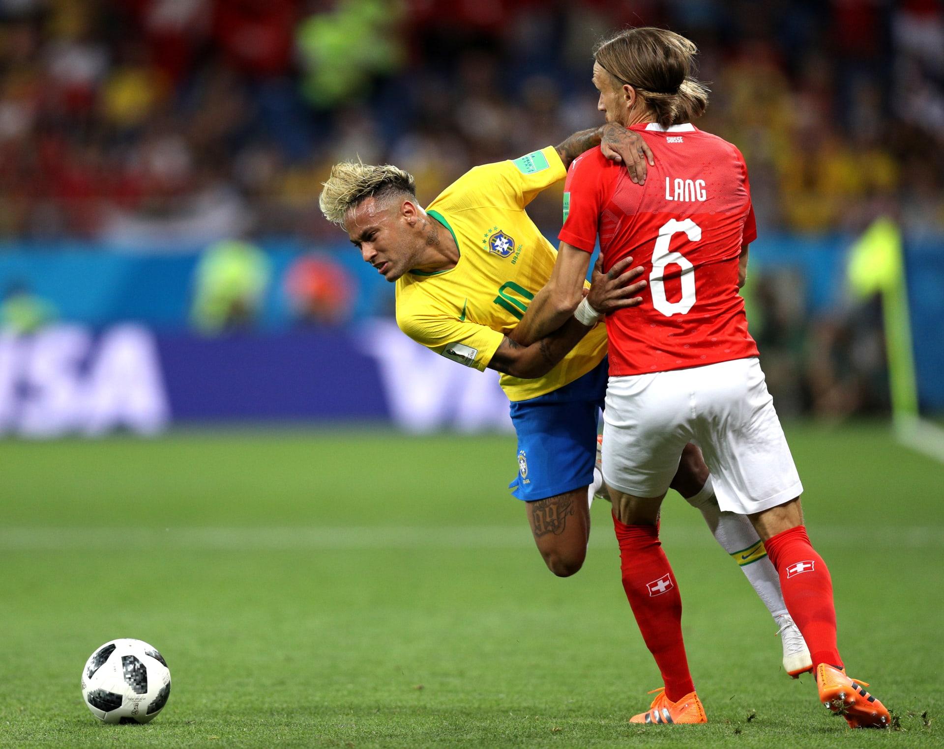 مفاجأة أخرى.. البرازيل تتعثر أمام سويسرا في المونديال