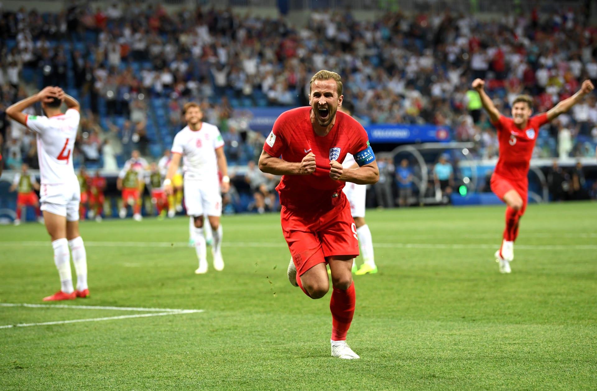 تونس تخسر بهدف قاتل أمام إنجلترا في مستهل مشوار المونديال