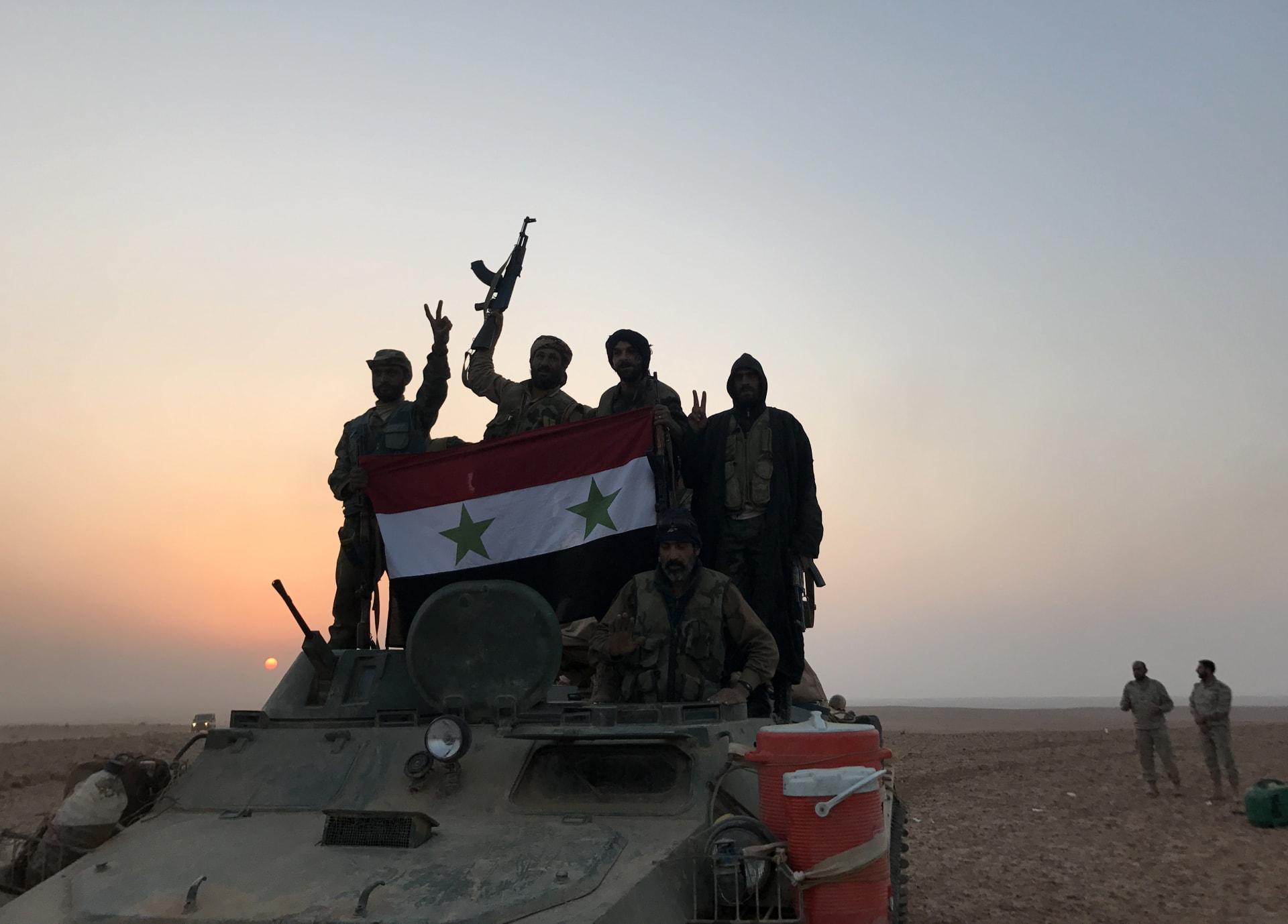 مصدر أمريكي يكشف لـCNN عمن شن الغارة الجوية على سوريا