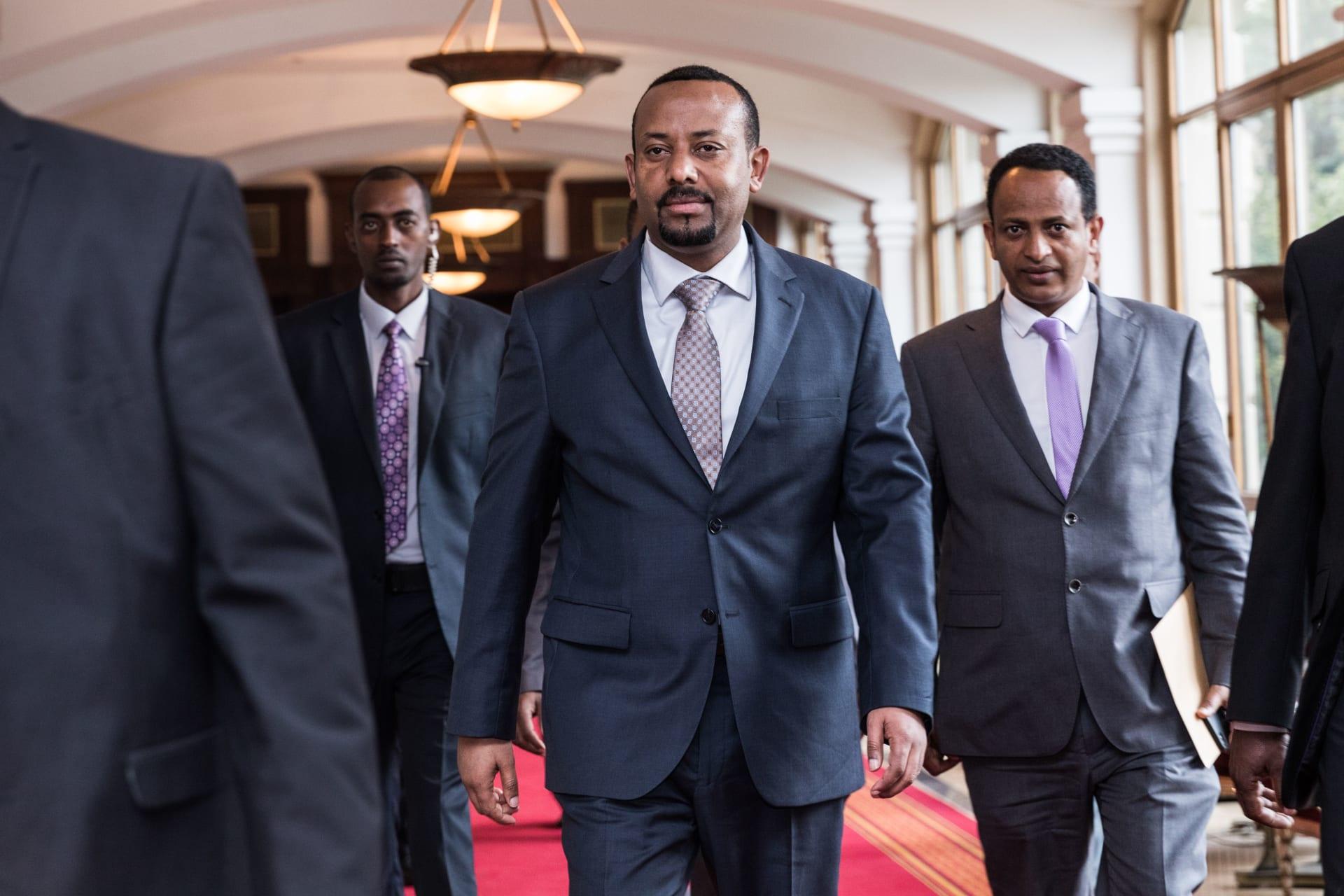 رئيس وزراء إثيوبيا لم يصب بانفجار خلال مسيرة تأييد بالعاصمة