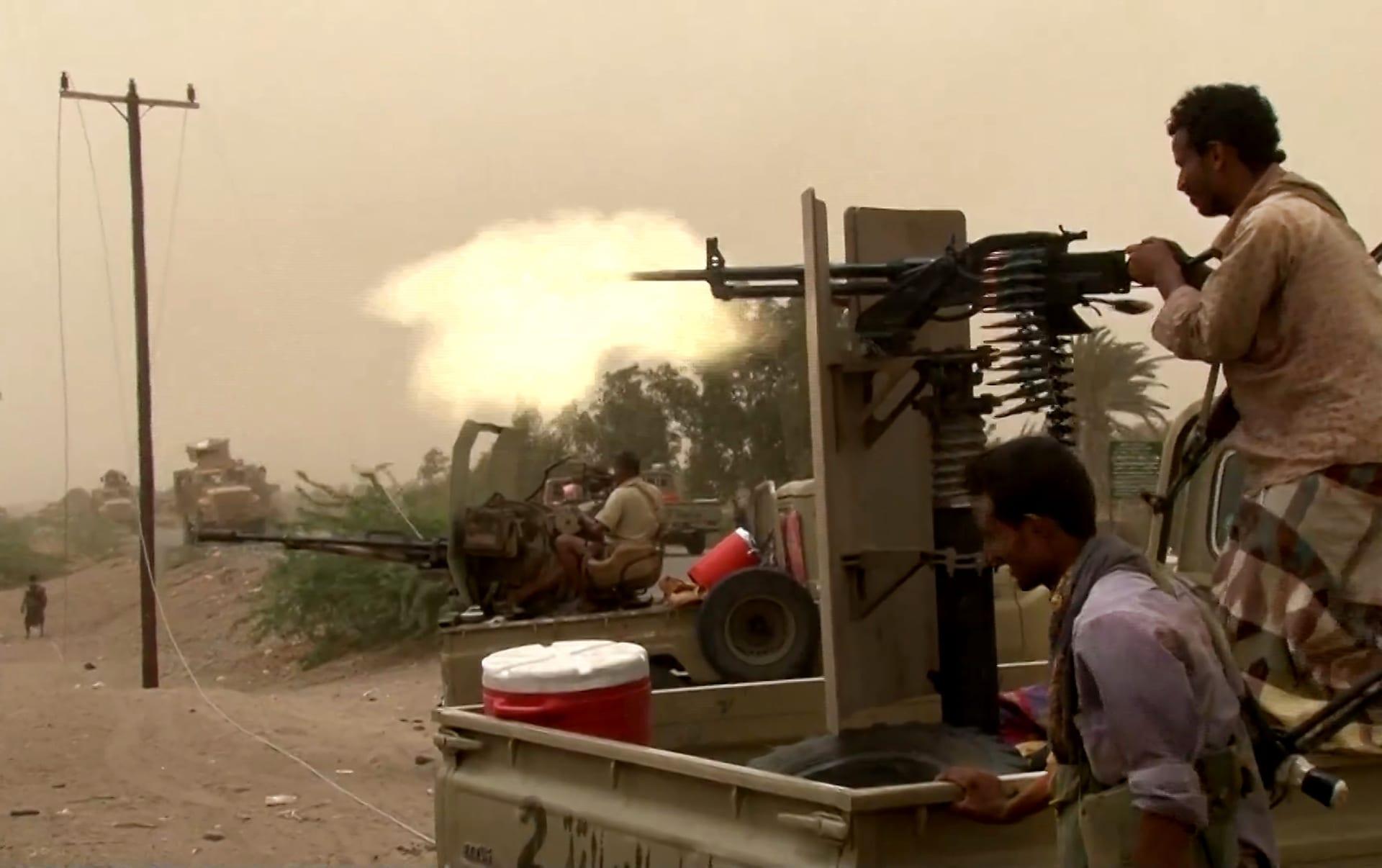 التحالف العربي: مقتل 8 عناصر من حزب الله في اليمن