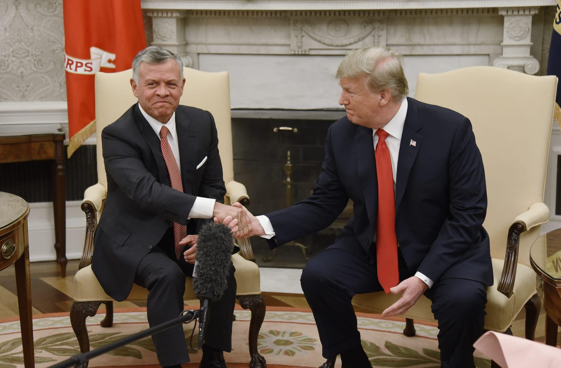 ترامب: نجاحنا في الشرق الأوسط بدأ بإنهاء الاتفاق النووي