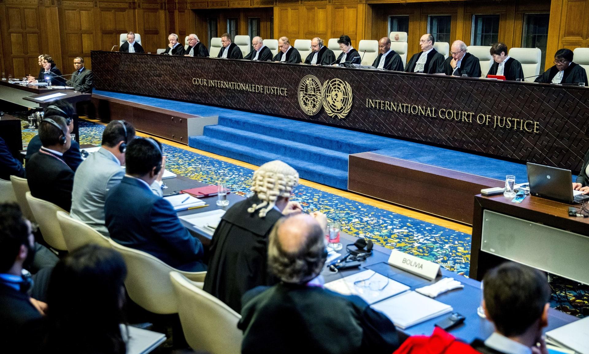 """الإمارات ترد على شكوى قطر في """"العدل الدولية"""": محاولة لصرف النظر عن أسباب المقاطعة"""