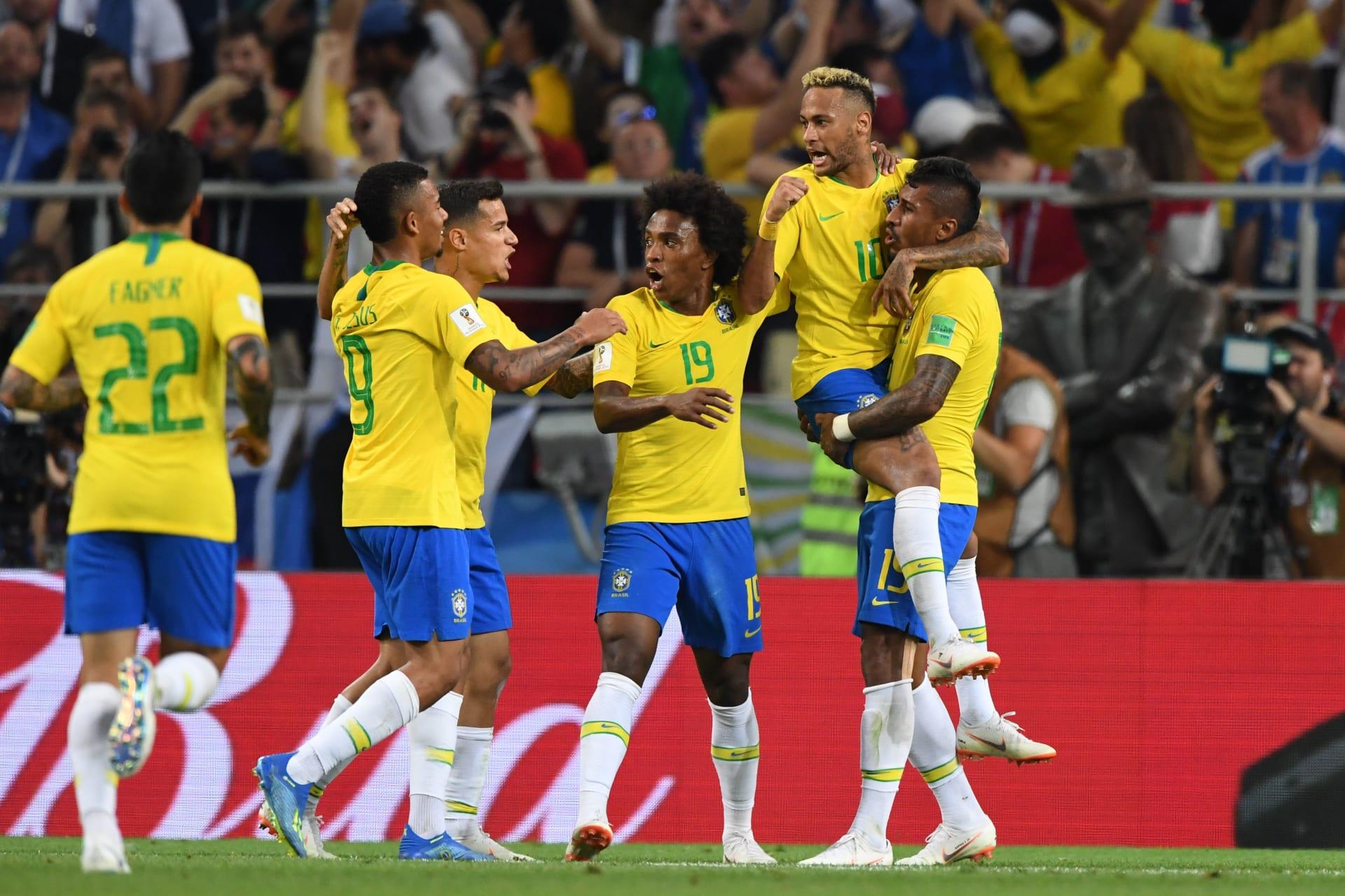 البرازيل تتأهل إلى دور الـ16 وتضرب موعدا مع المكسيك