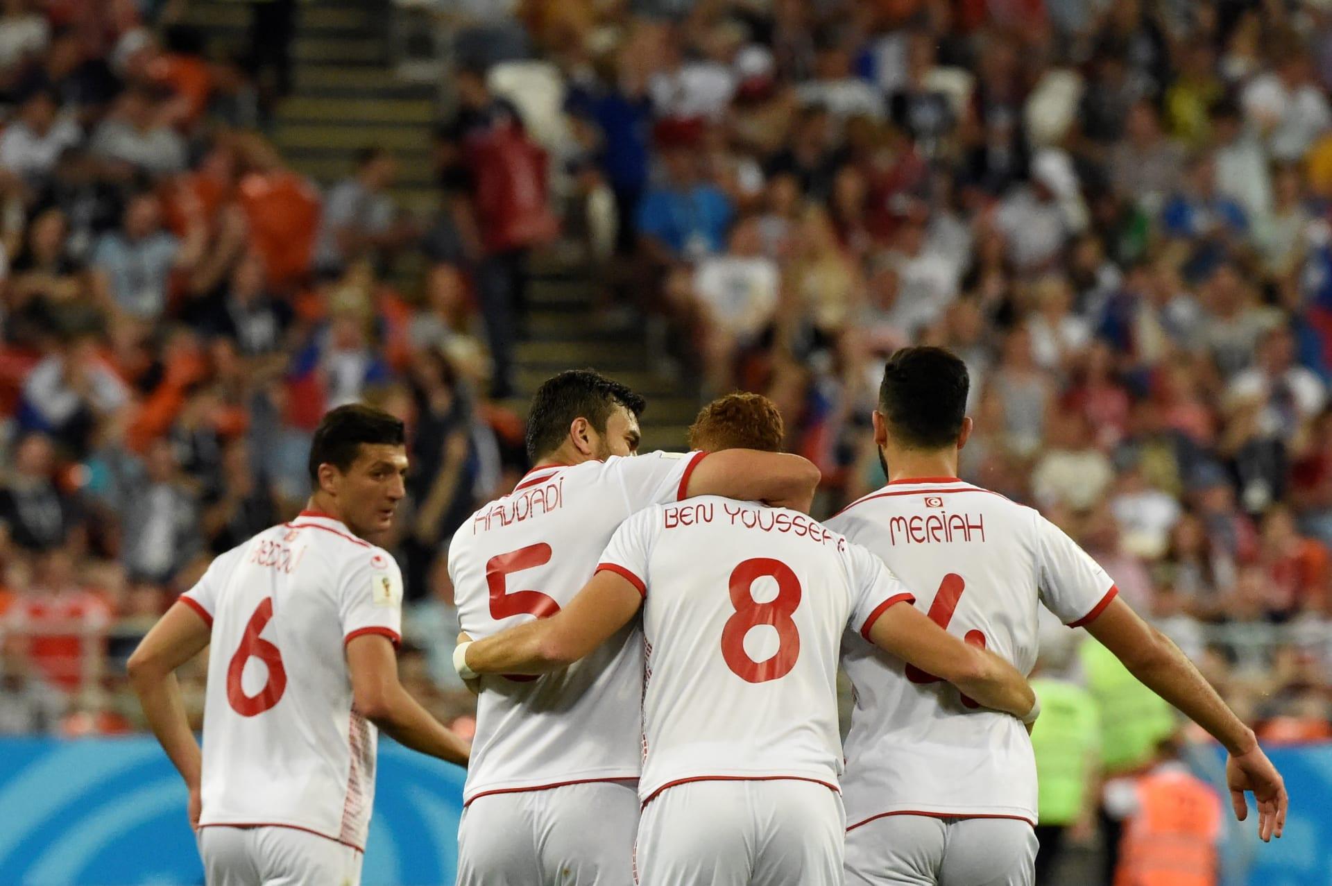 تونس تحقق فوزها الأول في المونديال منذ 40 عاما