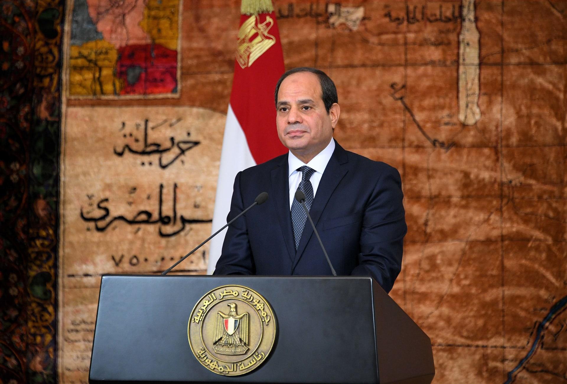 السيسي في ذكرى 30 يونيو: المصريون تحدوا التحدي.. وغيروا وجه المنطقة ووجهتها