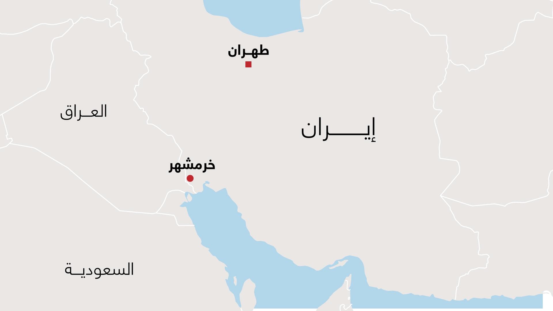 اعتصام سلمي يتحول إلى مواجهات عنيفة جنوب إيران