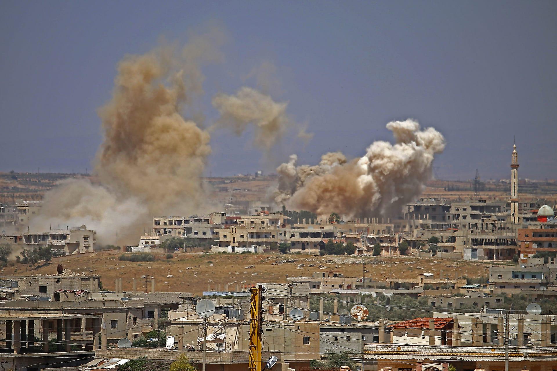 """مصدر أردني: """"ورقة عمل"""" للمعارضة السورية لخفض التصعيد قيد التفاوض"""
