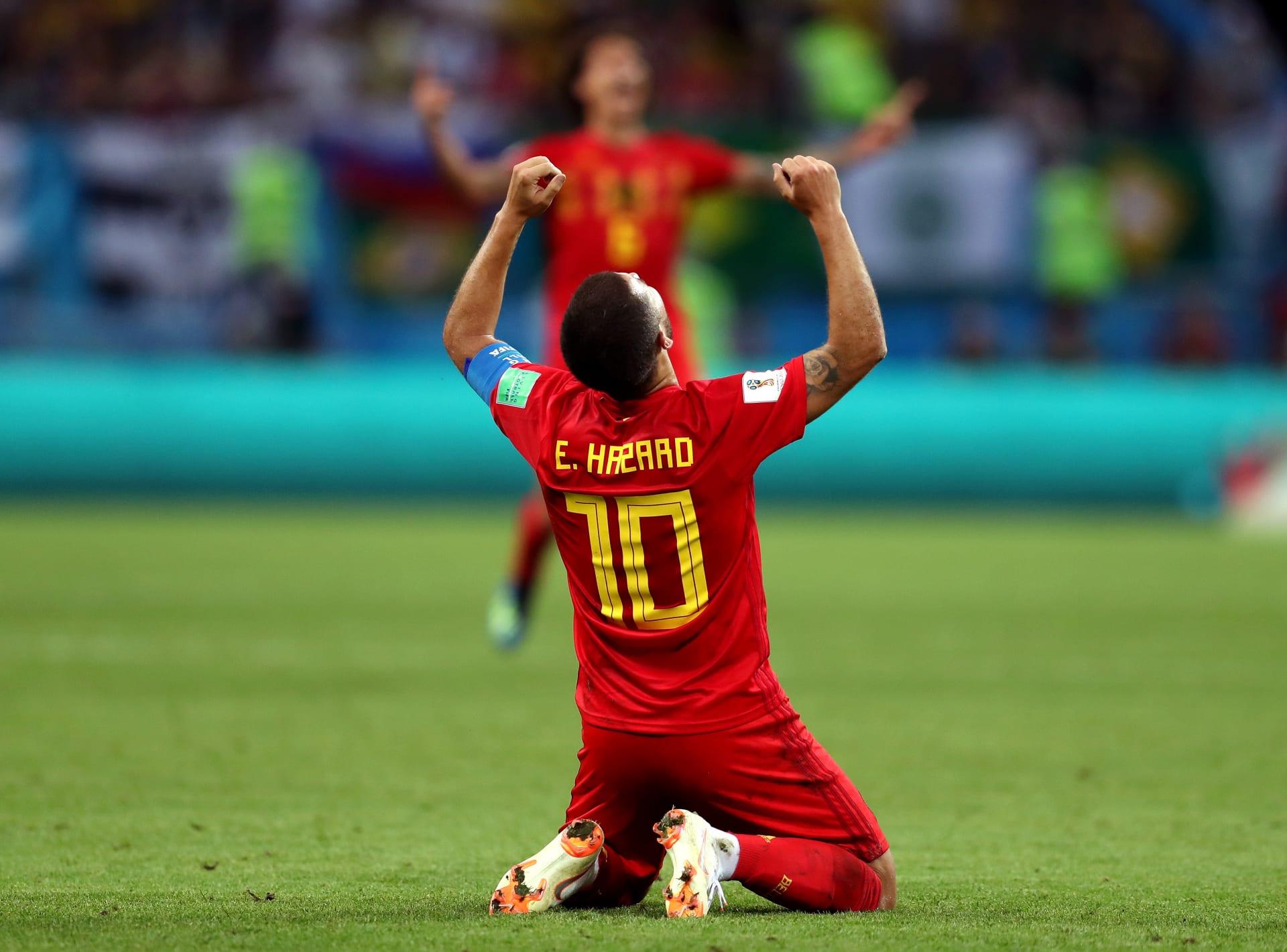 بلجيكا تنهي أحلام البرازيل وتضرب موعدا مع فرنسا