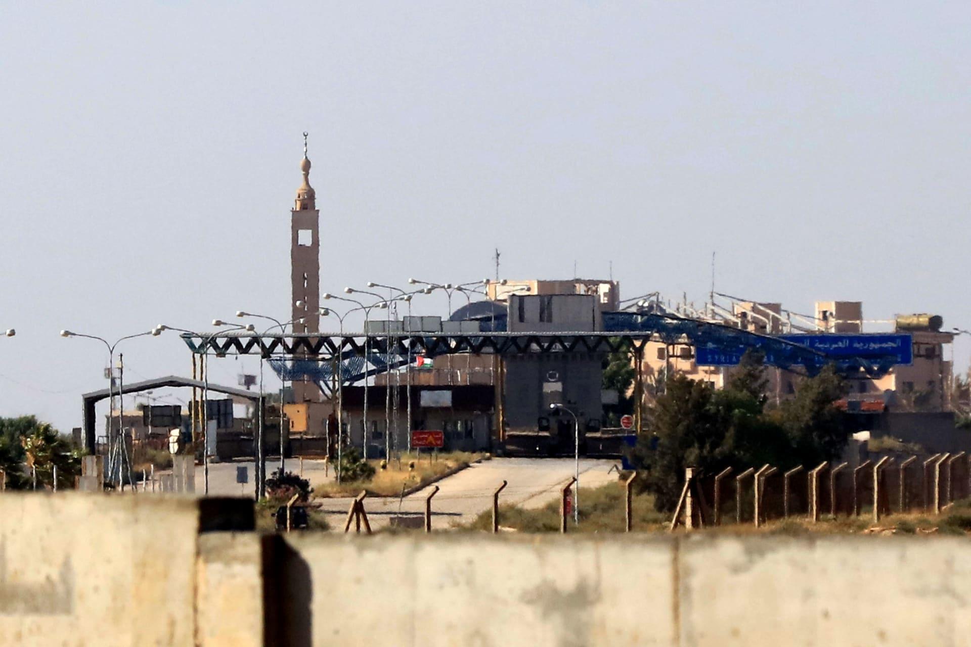 """النظام السوري يسيطر على معبر نصيب.. والائتلاف: ما جرى في درعا """"جريمة حرب"""""""