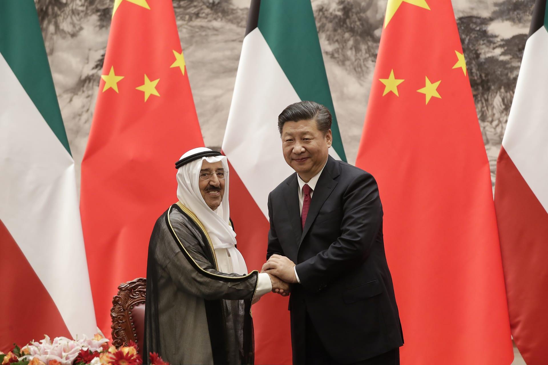 """ضمن 7 اتفاقيات مع الصين.. مذكرة تفاهم بين الكويت و""""هواوي"""" لإنشاء مدن ذكية"""