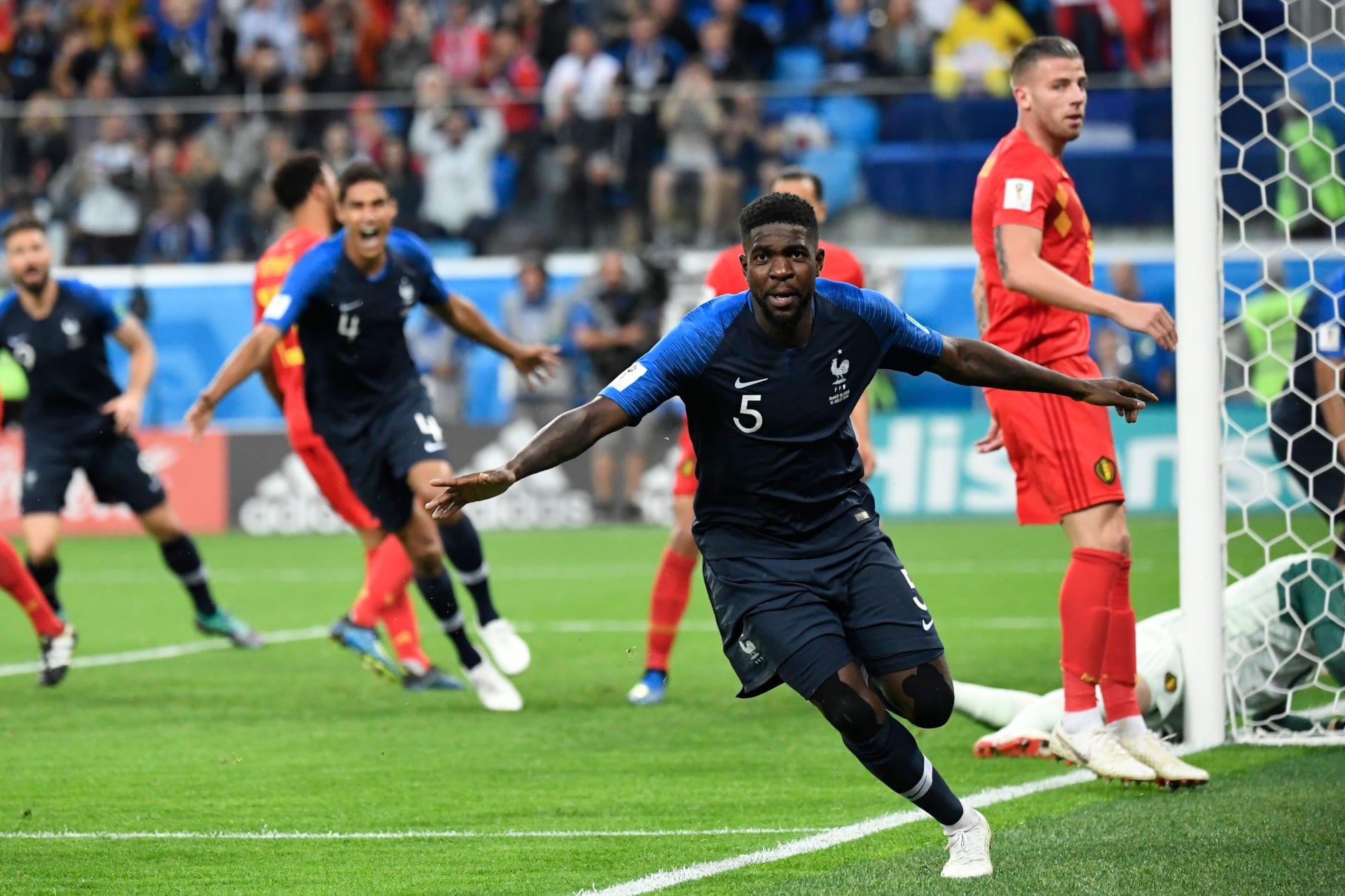 """حلم """"الديوك"""" يستمر.. فرنسا في نهائي كأس العالم للمرة الثالثة في تاريخه"""