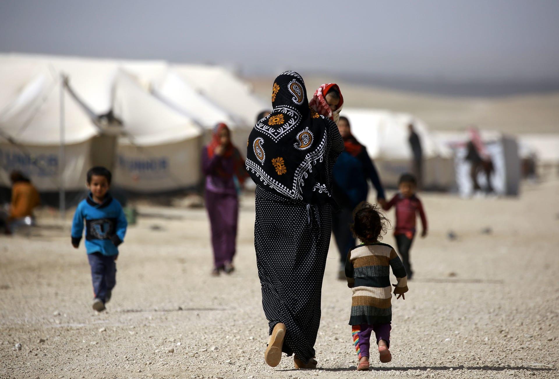اتفاقية بين قطر ومفوضية اللاجئين لدعم اللاجئين السوريين