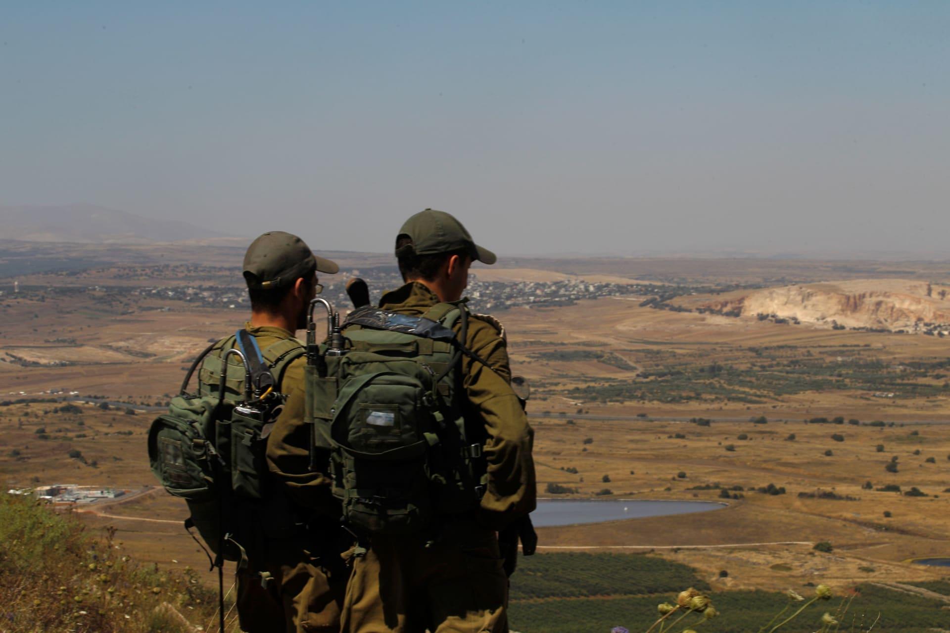 إسرائيل تسقط طائرة بدون طيار اخترقت مجالها الجوي من سوريا