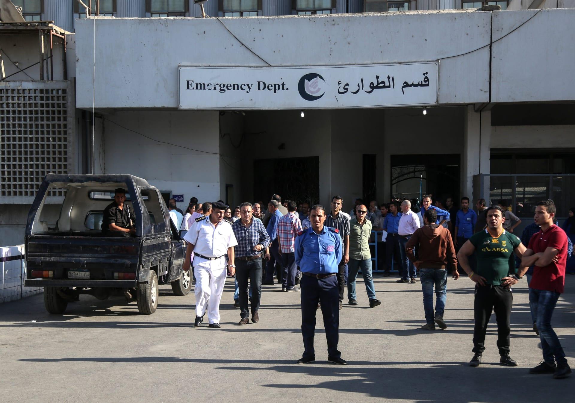 """وزيرة الصحة تصدر قرار إذاعة """"السلام الجمهوري"""" في المستشفيات.. ومغردون يسخرون"""