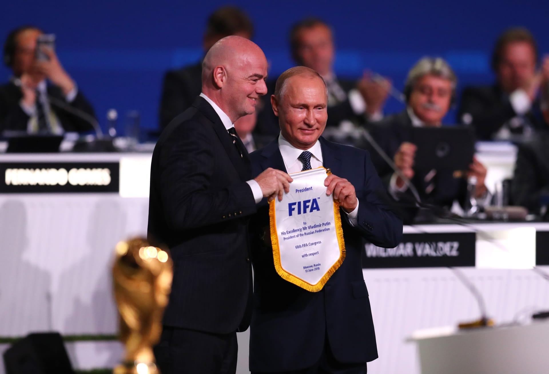 إلى جانب بوتين... من سيحضر المباراة النهائية من قادة العالم؟