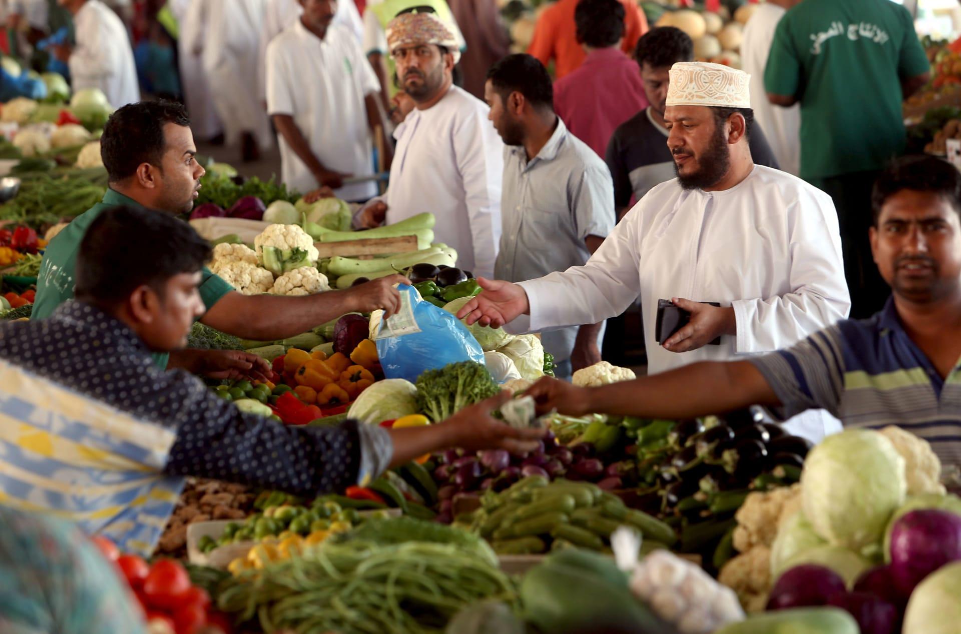 أسواق في عمان