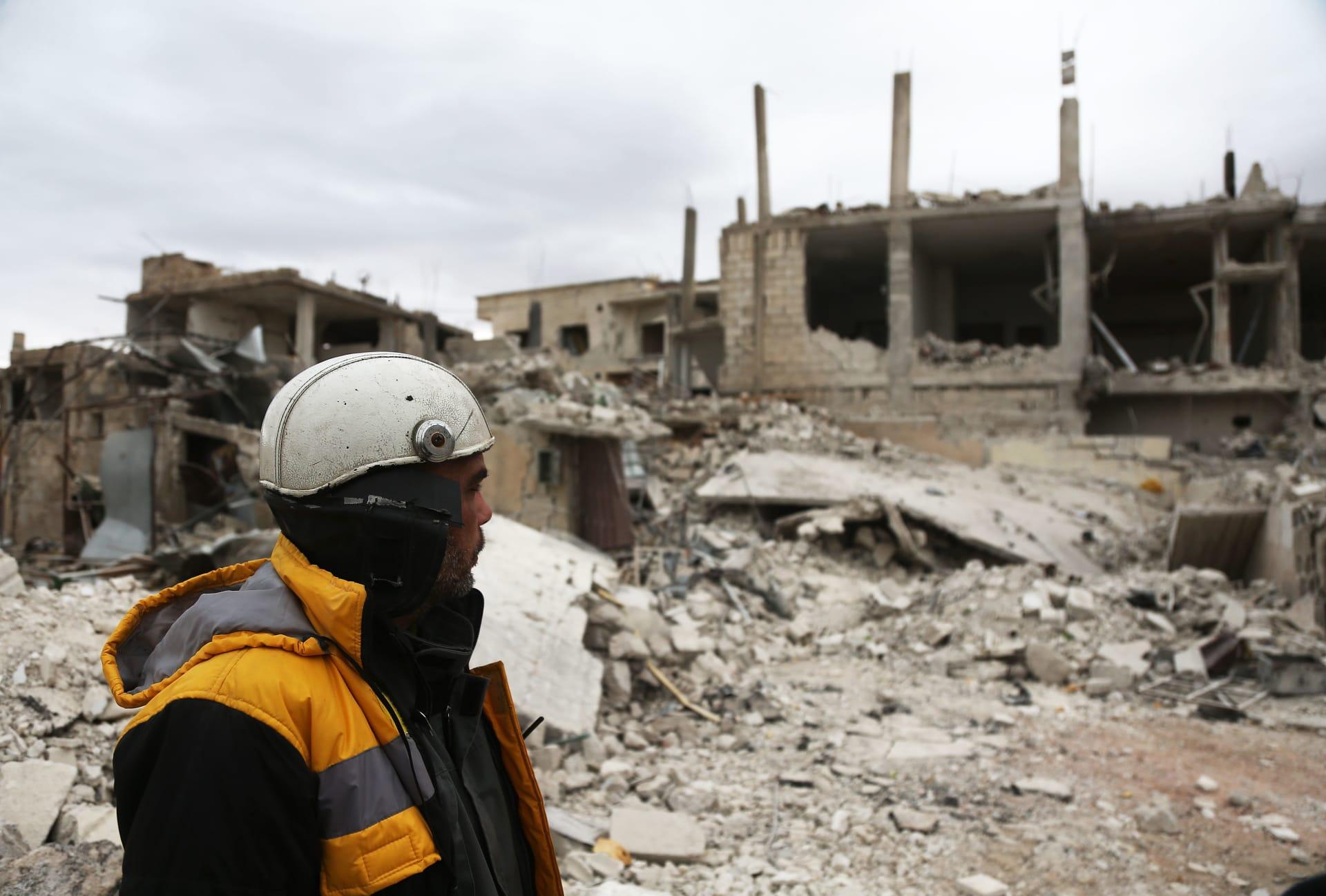 """مدير """"الخوذ البيضاء"""" يكشف لـCNN بالعربية سبب خروج المتطوعين عبر إسرائيل"""