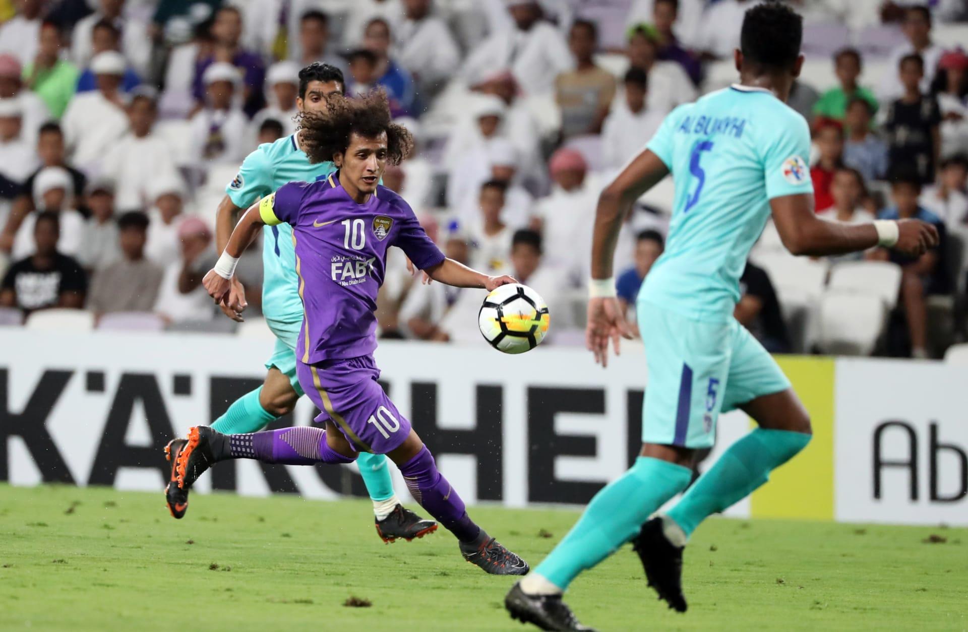 """بعد قرب انتقاله للهلال.. كيف توج جمهور """"الزعيم"""" عمر عبد الرحمن كأفضل لاعب عربي في 2017؟"""
