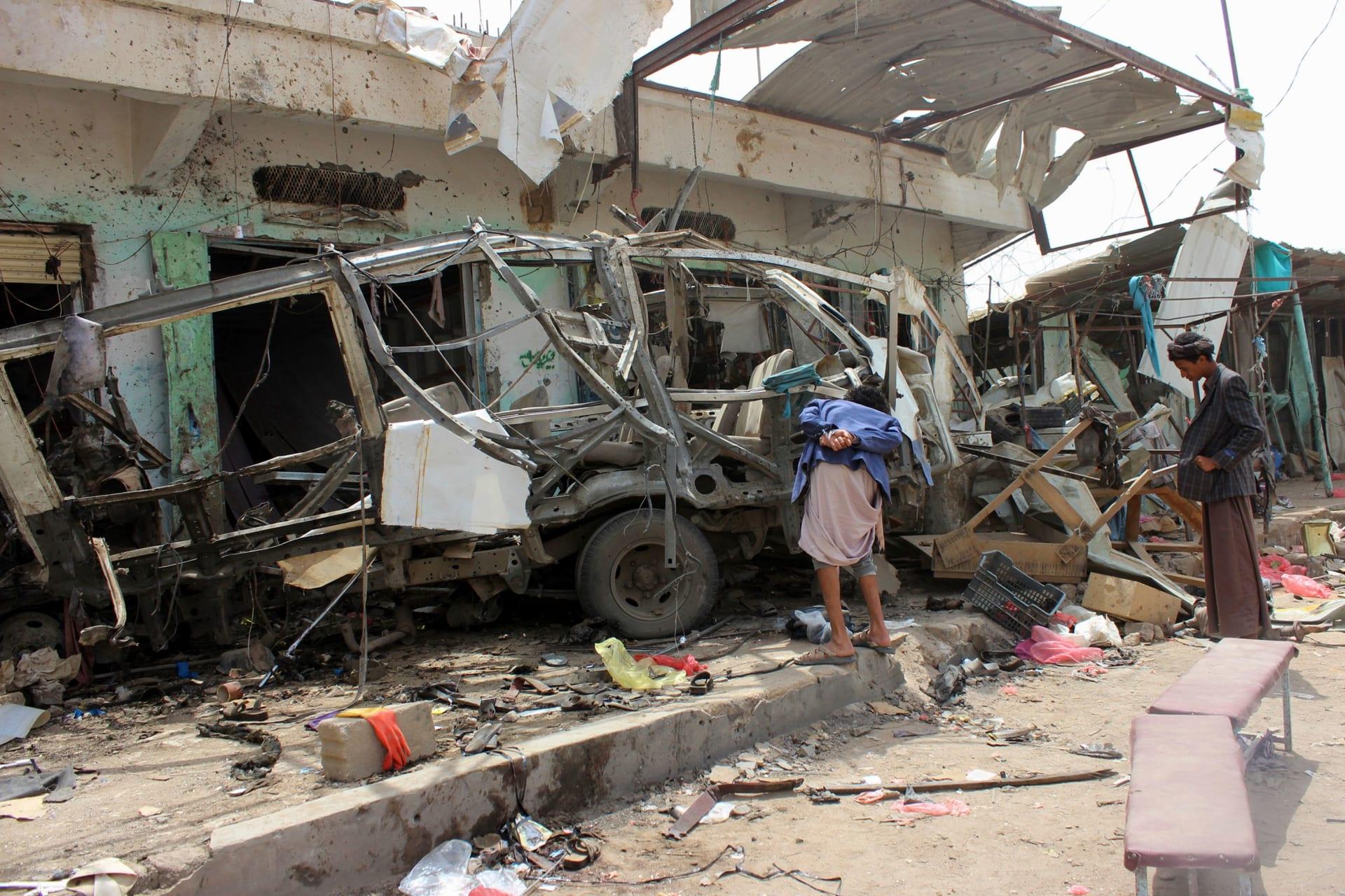 """البنتاغون: جنرال أمريكي ضغط على السعودية لإجراء تحقيق شفاف بـ""""حادثة صعدة"""""""