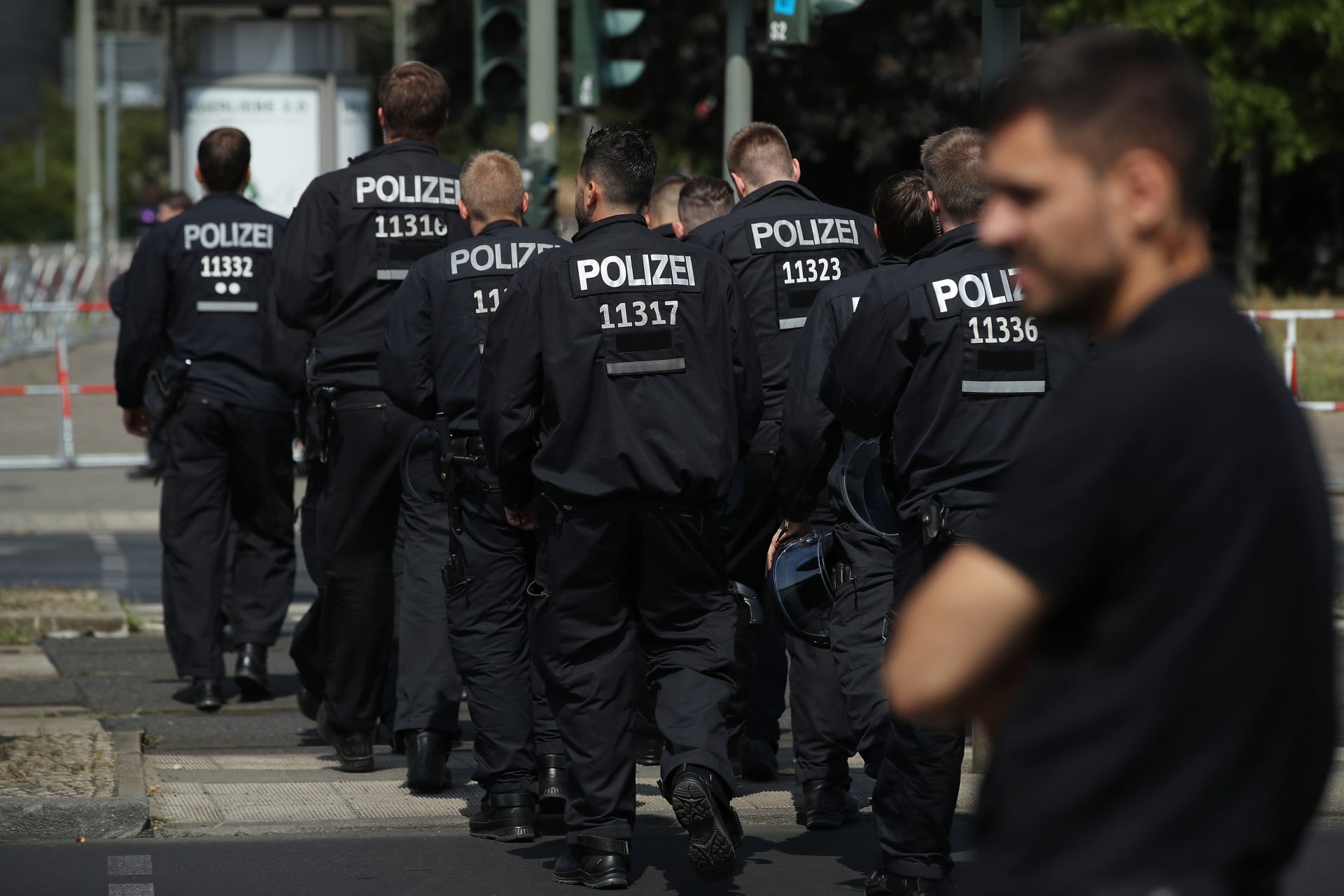 الادعاء الألماني: اعتقلنا مسلما روسيا خطط لعملية تفجير