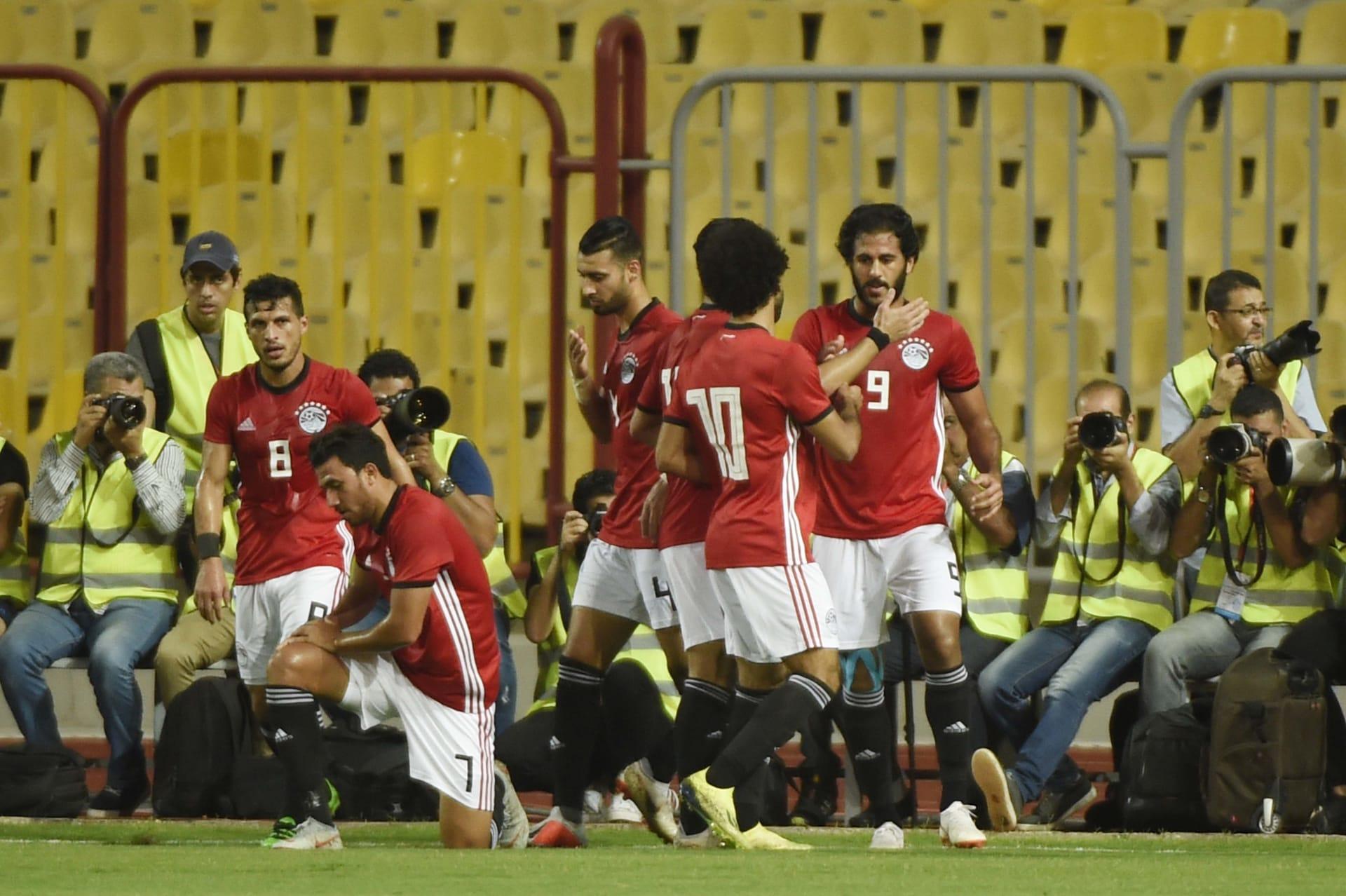 محمد صلاح يضع بصمته.. ومصر تكتسح النيجر بسداسية
