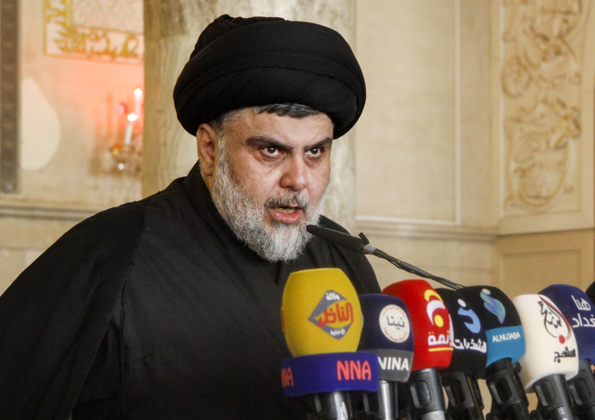 """الصدر يعلّق على """"هجوم الأحواز"""": يد التشدد تعصف بإيران"""