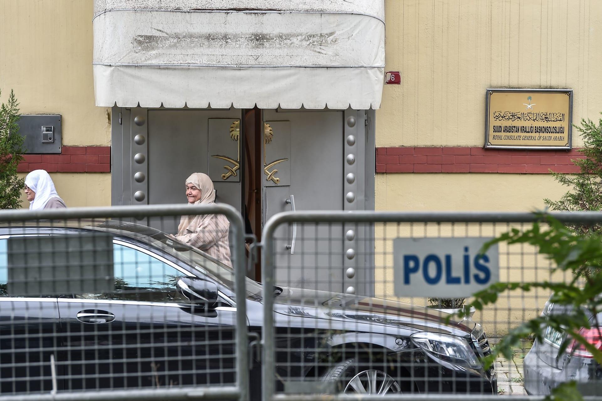 السعودية تنفي أنباء مقتل جمال خاشقجي في قنصليتها بإسطنبول