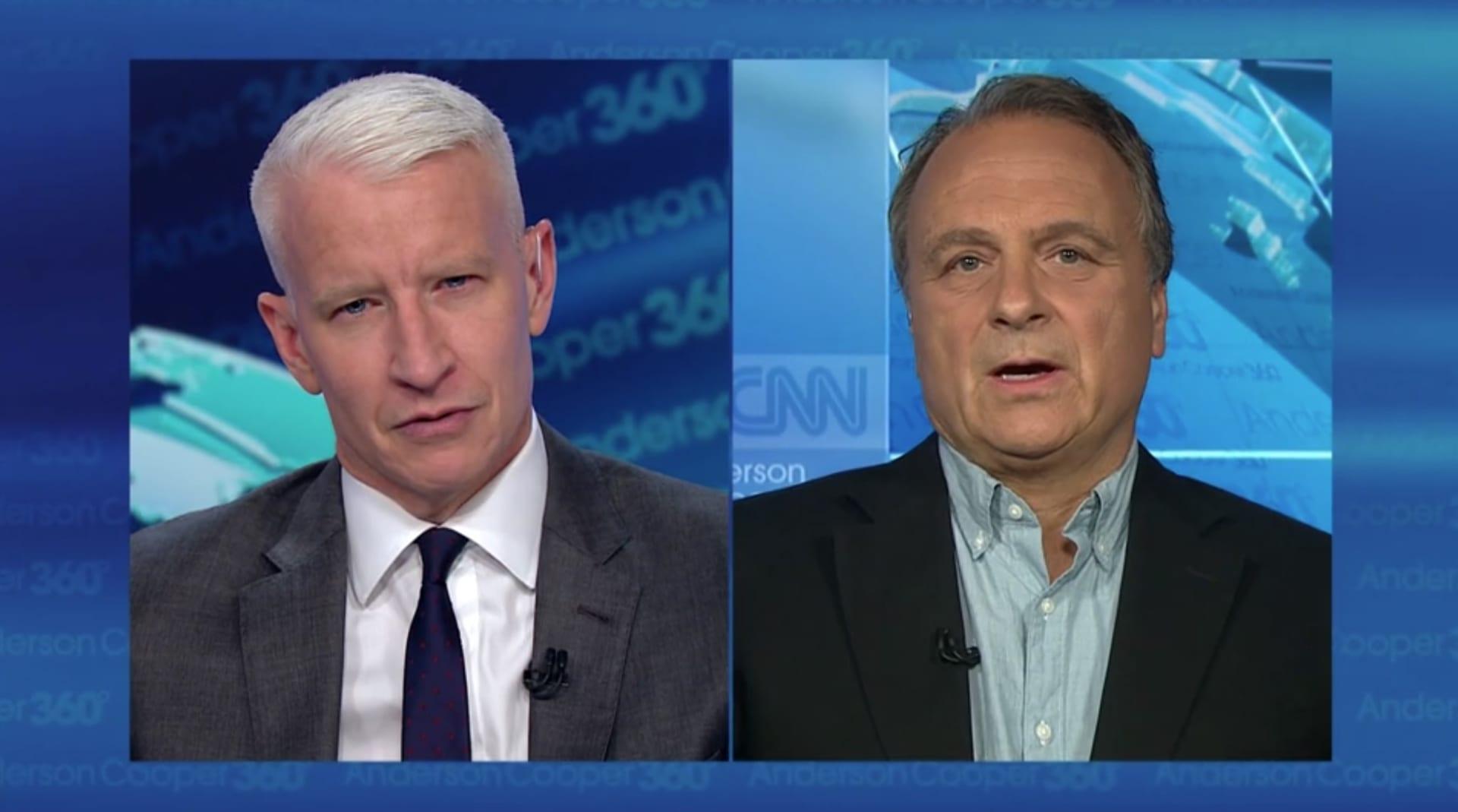 """روبرت باير لـCNN: """"ساعة خاشقجي"""" محاولة لتغطية تجسس تركيا على القنصلية السعودية"""