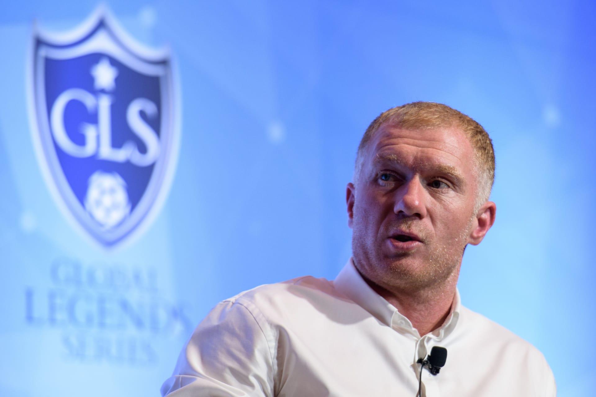 بول سكولز ينتقد الفريق الحالي لمانشستر يونايتد: حتى ميسي سيعاني فيه