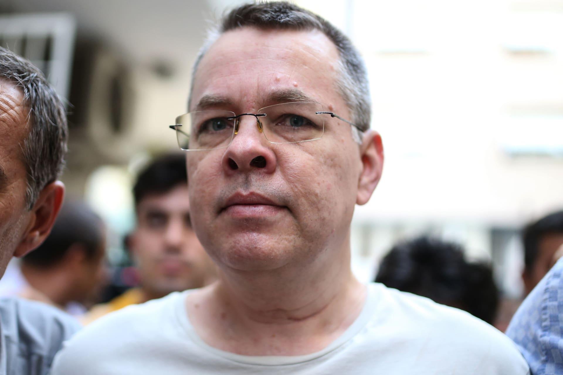 وزير العدل التركي: العقوبات الأمريكية بلا قيمة وإطلاق سراح القس ليس نتيجة لضغوط