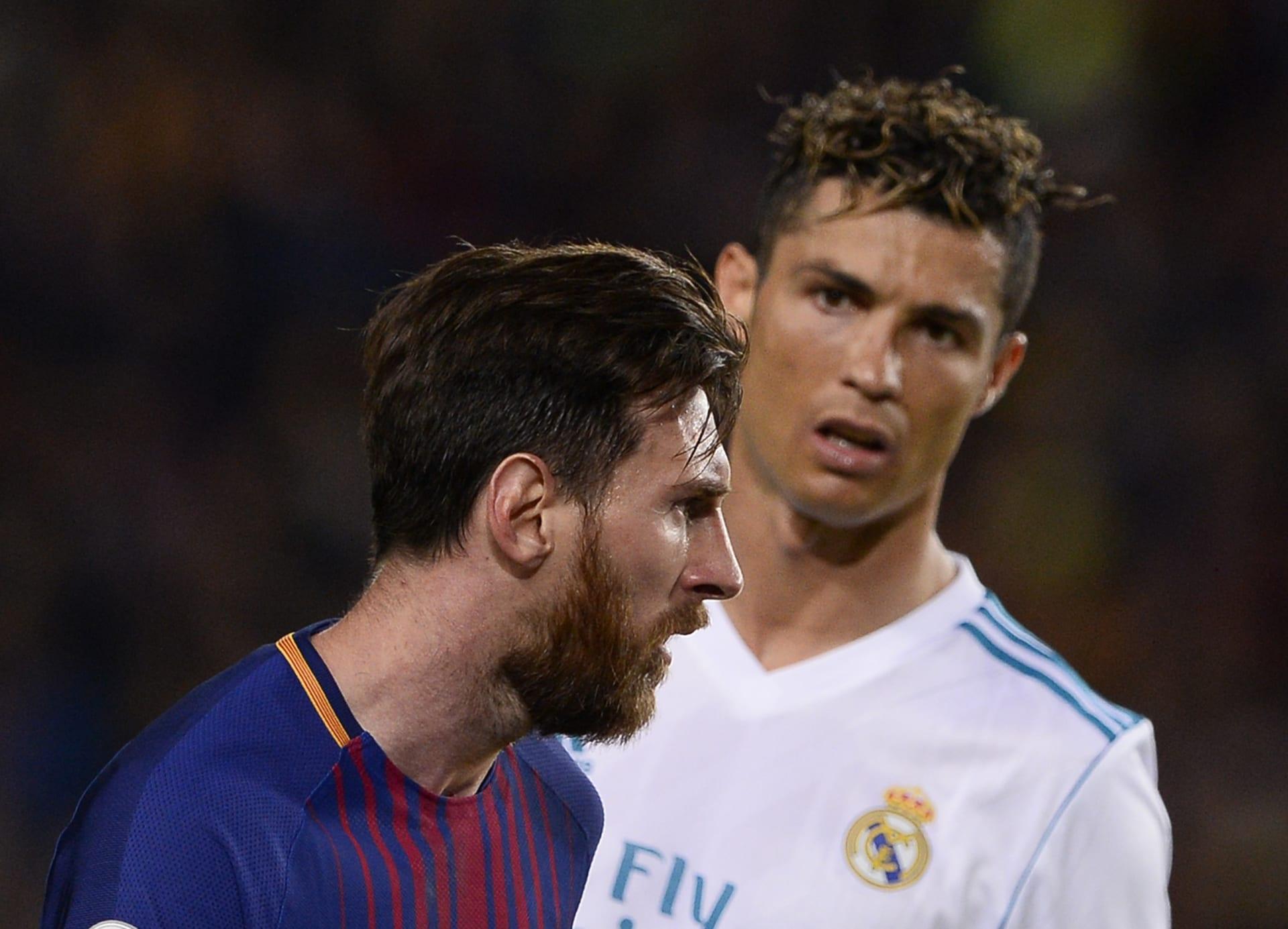 """لأول مرة منذ 2007.. """"كلاسيكو إسبانيا"""" بدون ميسي أو رونالدو"""