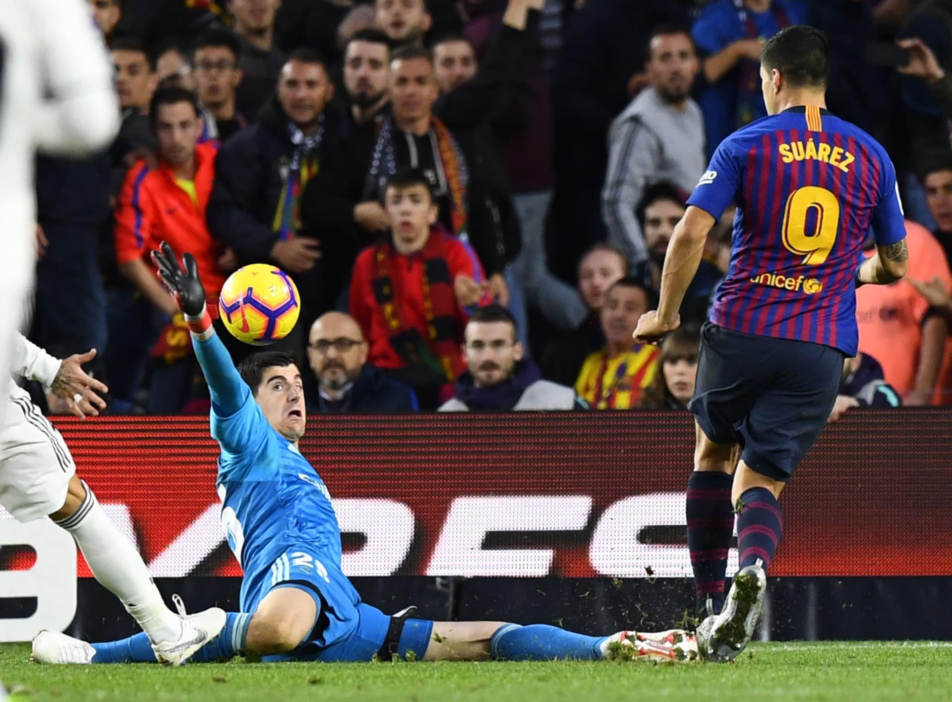 """خماسية أخرى في الكلاسيكو.. برشلونة يعمق جراح ريال مدريد في """"كامب نو"""""""