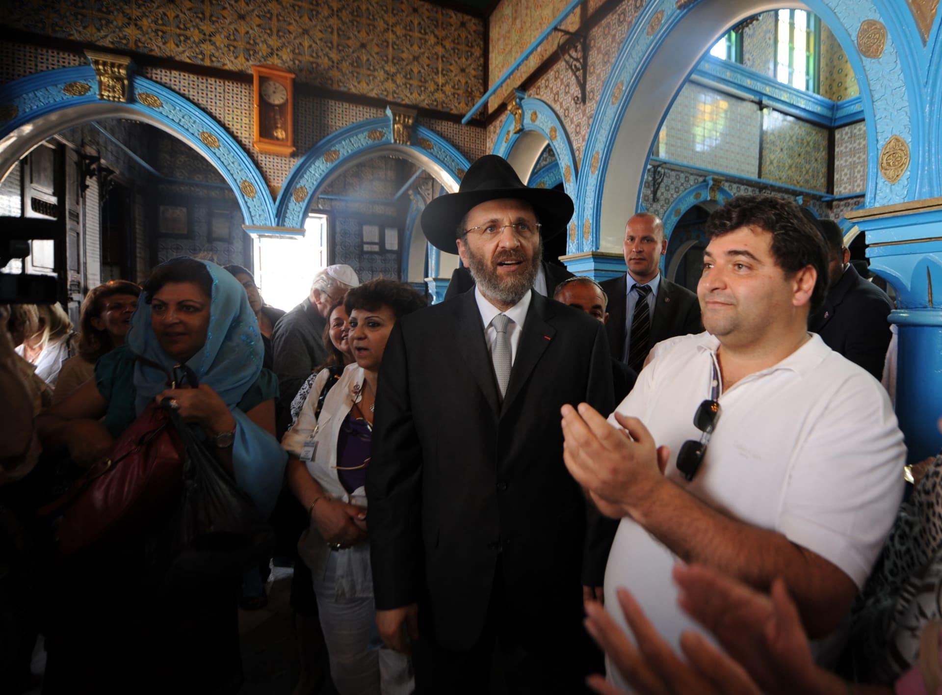 رونيه طرابلسي.. ثالث وزير يهودي في تاريخ تونس