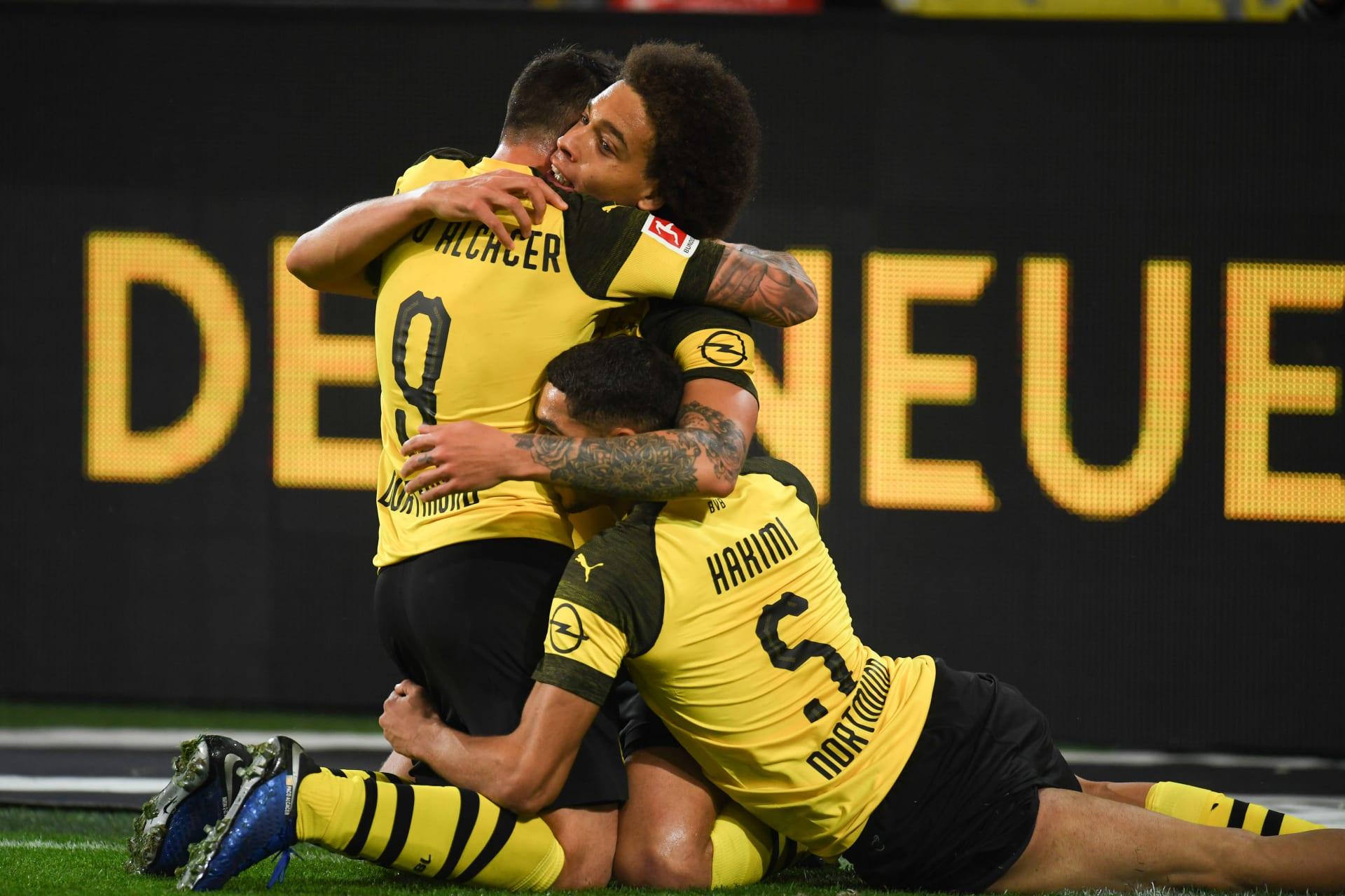 لأول مرة منذ 2016.. دورتموند يتغلب على بايرن ميونخ في الدوري