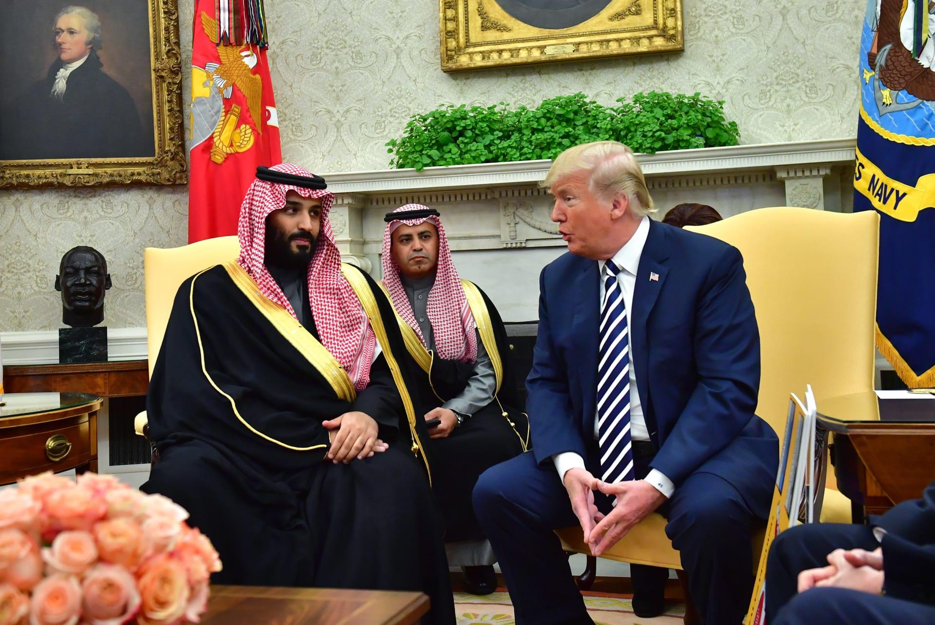 السعودية ترفع استثماراتها بالديون الأمريكية 6.7 مليار دولار في سبتمبر