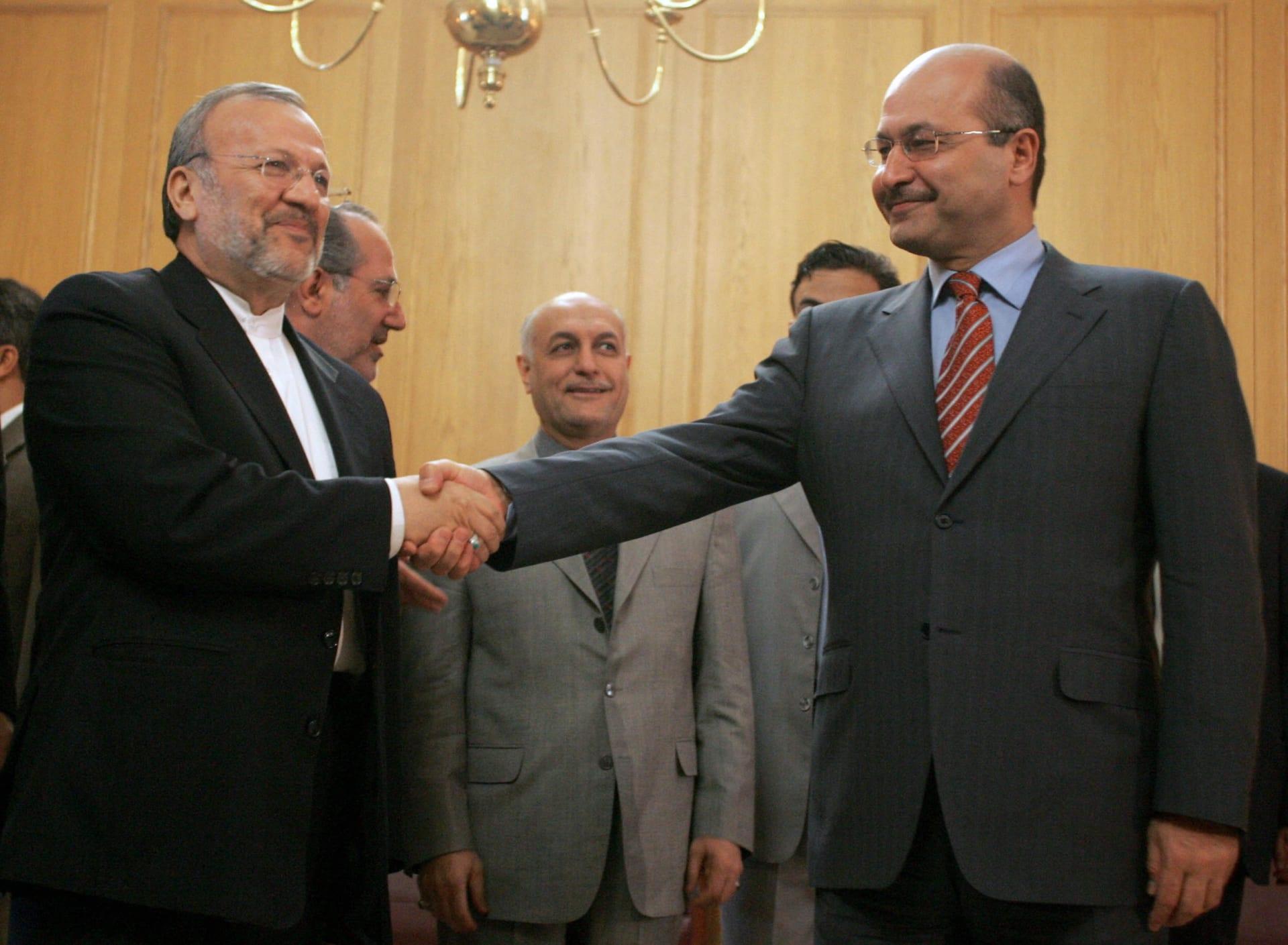 رأي.. کاملیا انتخابی فرد تكتب لـCNN: العراق بين خيارين: إيران أو أمريكا