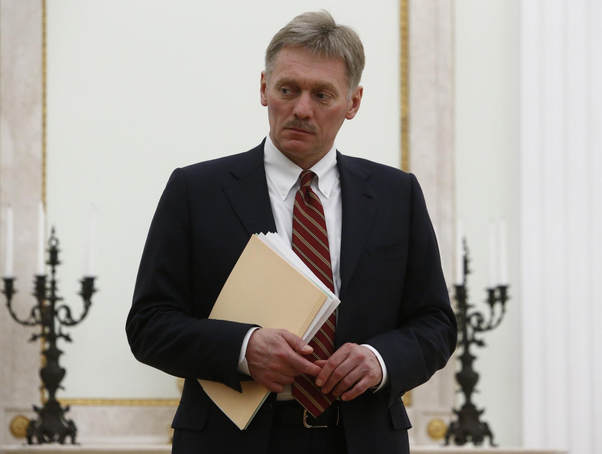 بسكوف: أثار بنس مسألة التدخلات بالانتخابات الأمريكية مع بوتين