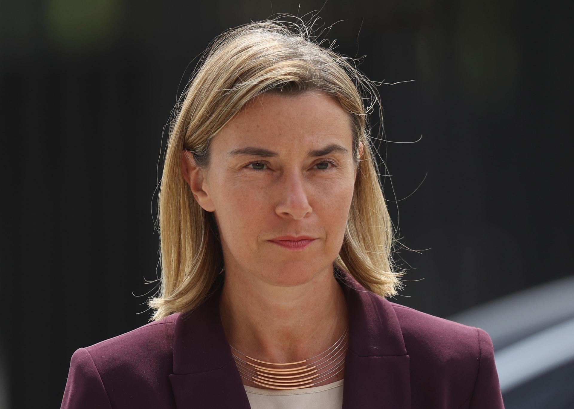 فريدريكا موغيريني: الاتحاد الأوروبي لم يرى بعد اكتمال التحقيقات بقضية خاشقجي