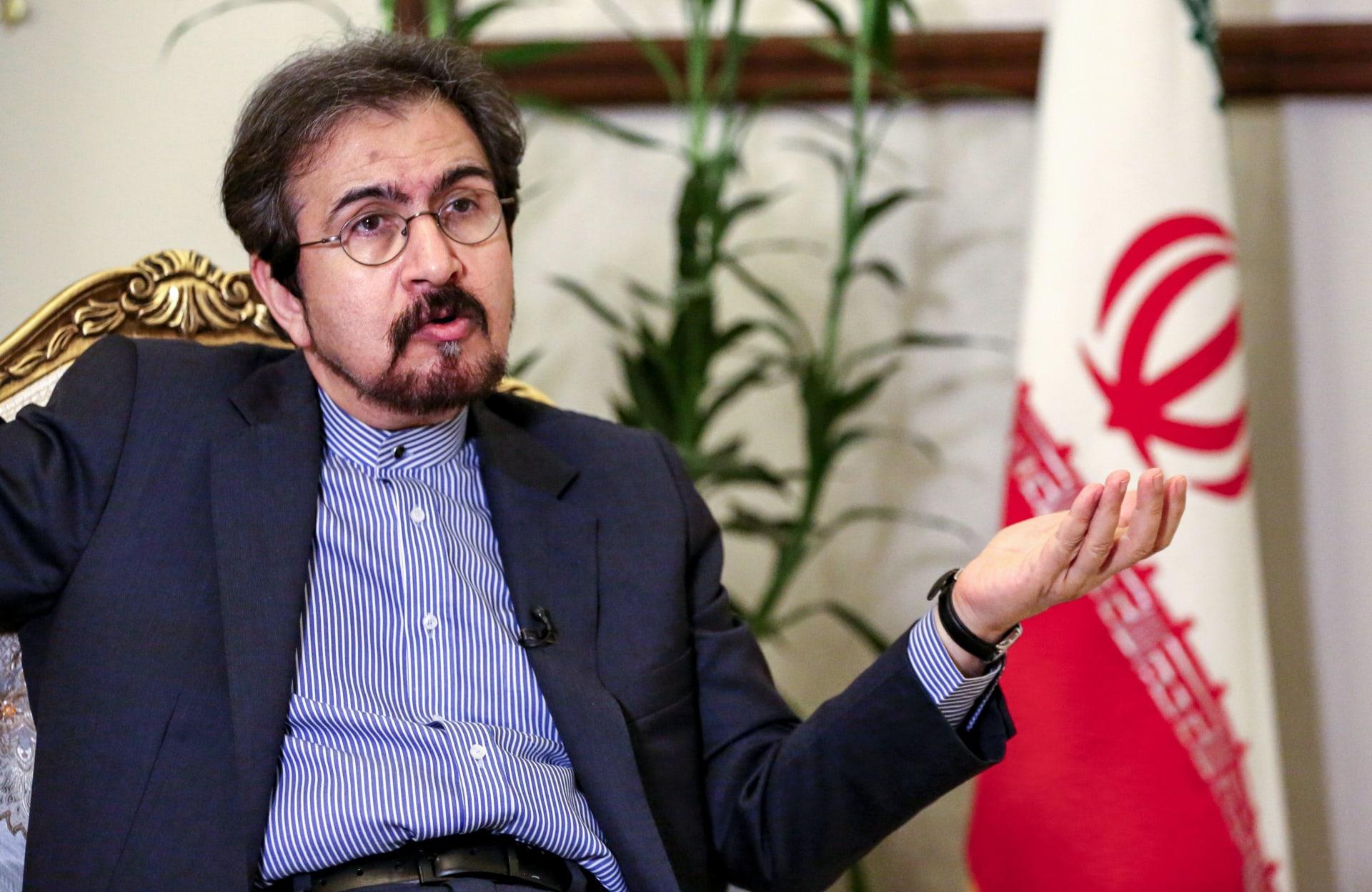 طهران: واشنطن تروج بصراحة ووقاحة لحقوق إنسان قائمة على صفقات السلاح