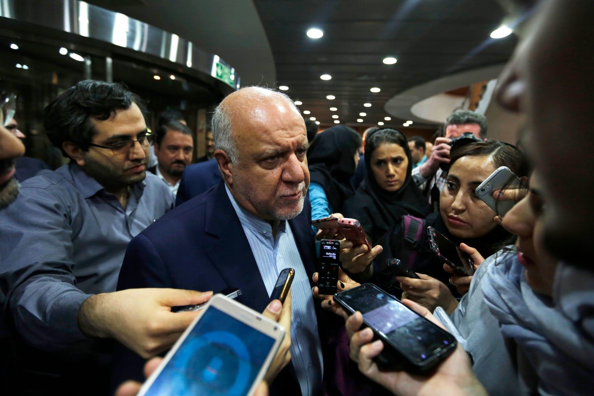 """وزير إيراني: لن ننضم لأي اتفاق بشأن النفط.. ولن تغادر """"أوبك"""""""