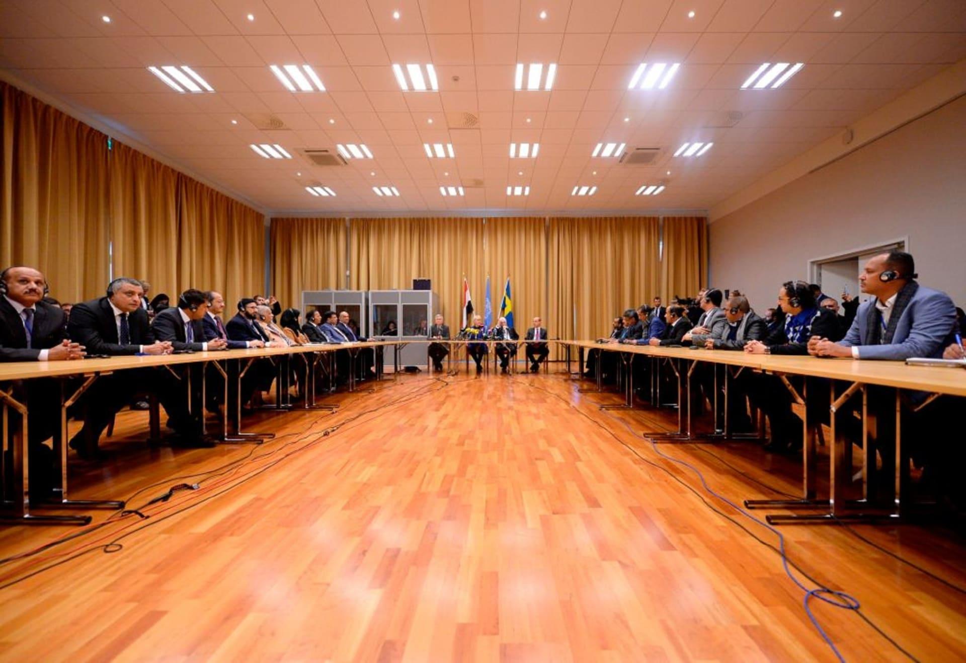 تفاؤل لدى الأمم المتحدة بشأن محادثات السلام اليمنية في السويد
