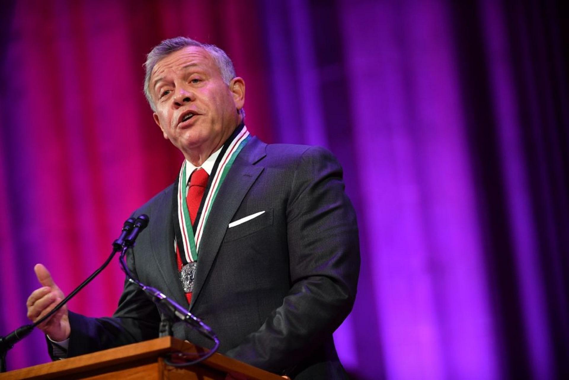 غنيمات: ملك الأردن يدرك تماما ما يعاني منه الشعب