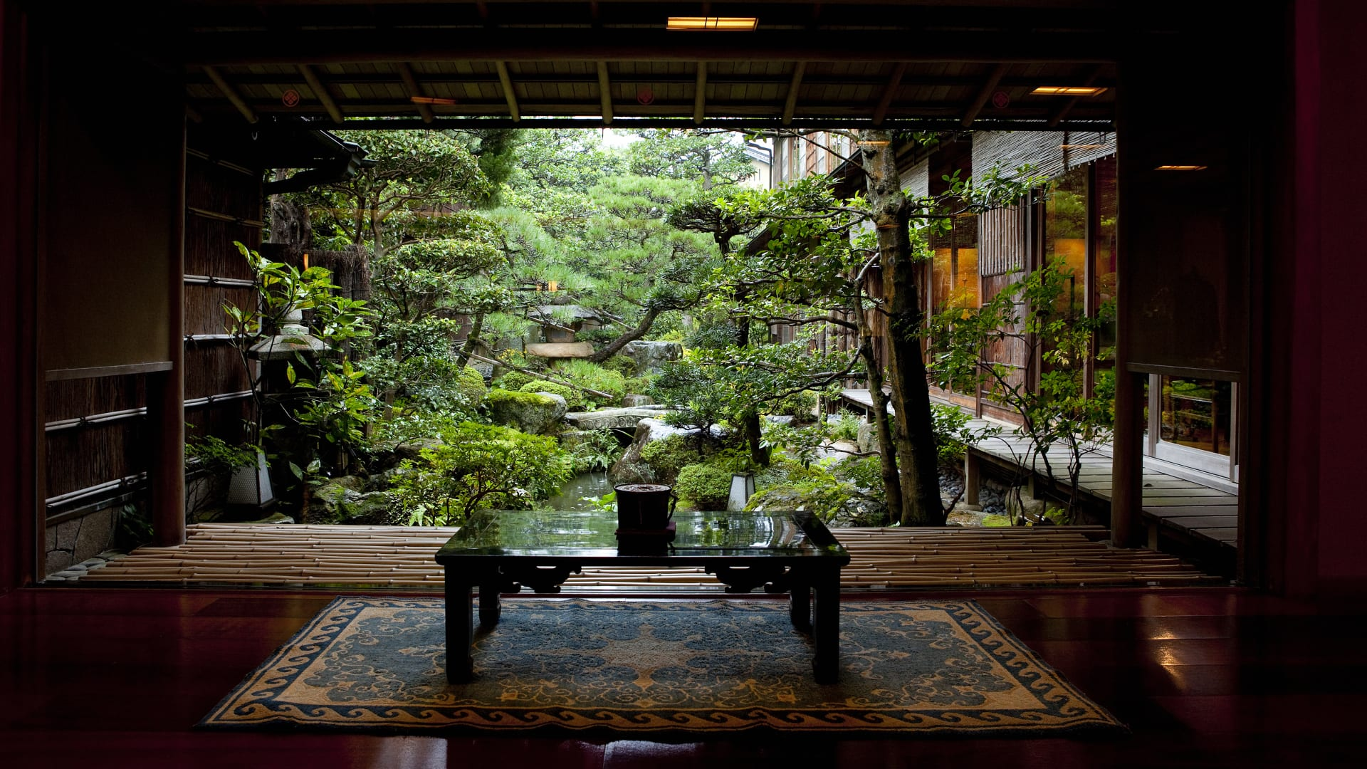 في اليابان.. تدعوك هذه النزل التقليدية على فعل لا شيء على الإطلاق