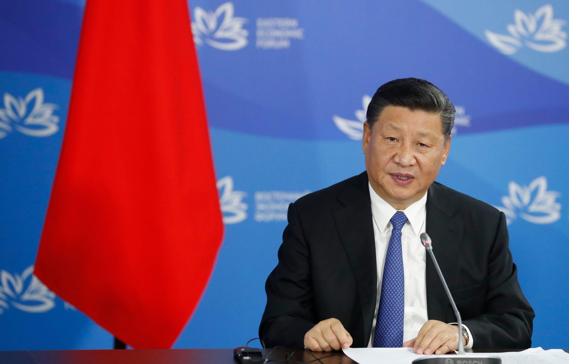 الرئيس الصيني يتعهد بانفتاح بلاده على العالم بشكل أوسع