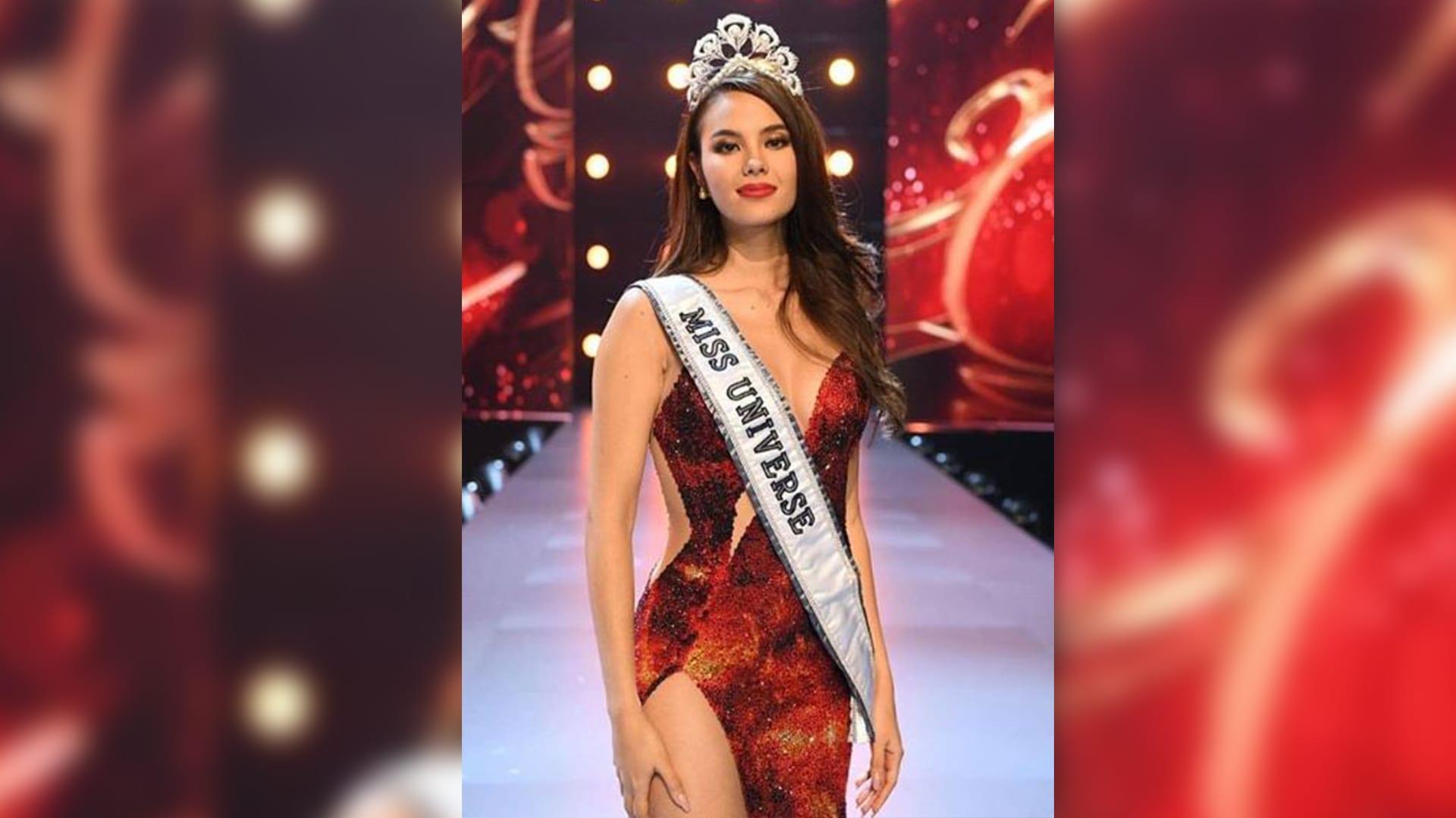 ما علاقة بركان مايون في الفلبين بفستان ملكة جمال الكون 2018؟