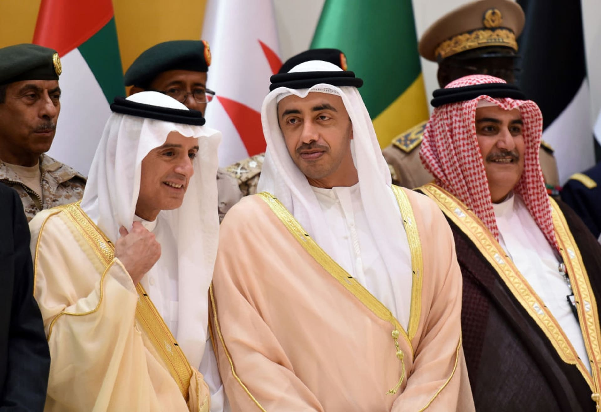 """الإمارات تتضامن مع السعودية في موقفها من """"الشيوخ الأمريكي"""": أي تدخل مرفوض"""